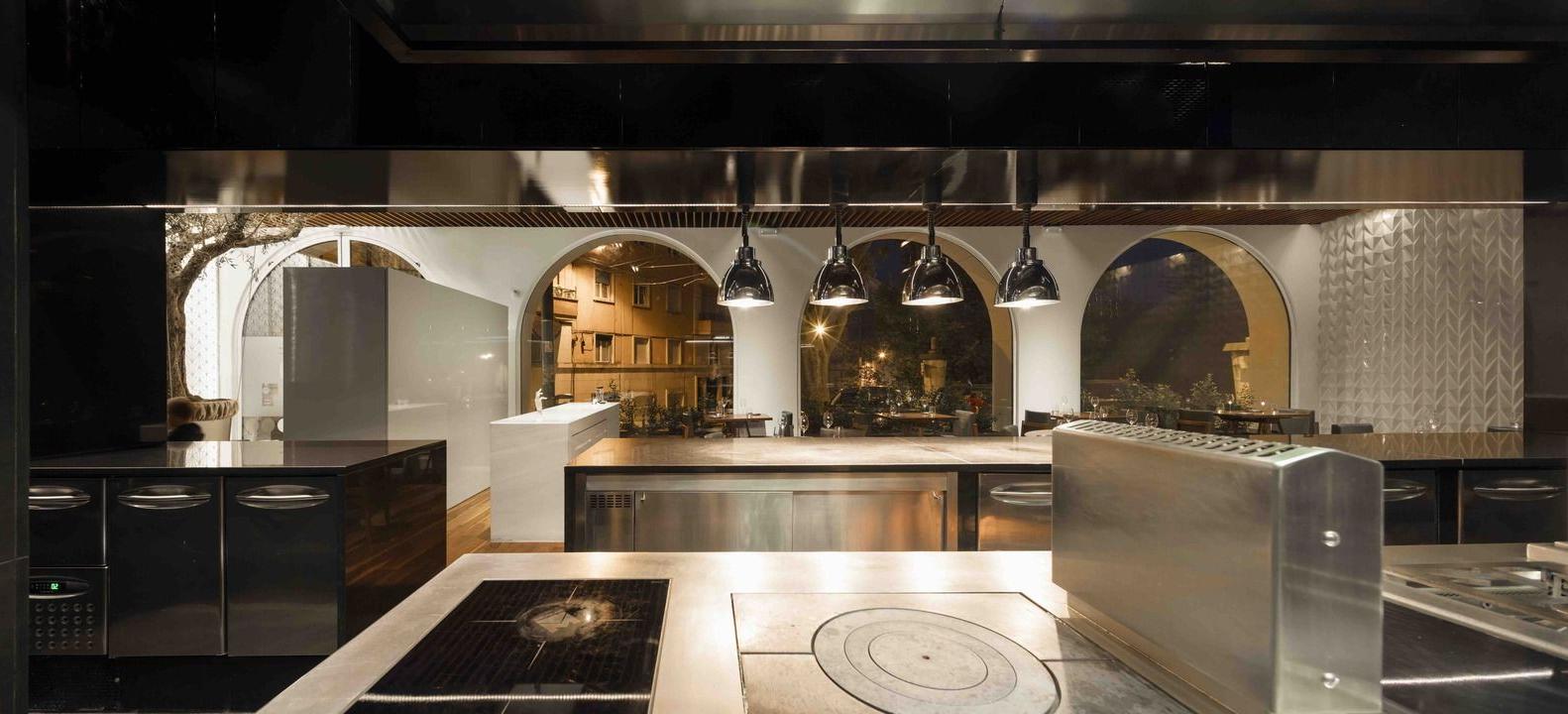 Gallery Of Loco Restaurant / João Tiago Aguiar Arquitectos – 19 For Newest Pratiksha Sonoma 5 Piece Dining Sets (View 6 of 21)