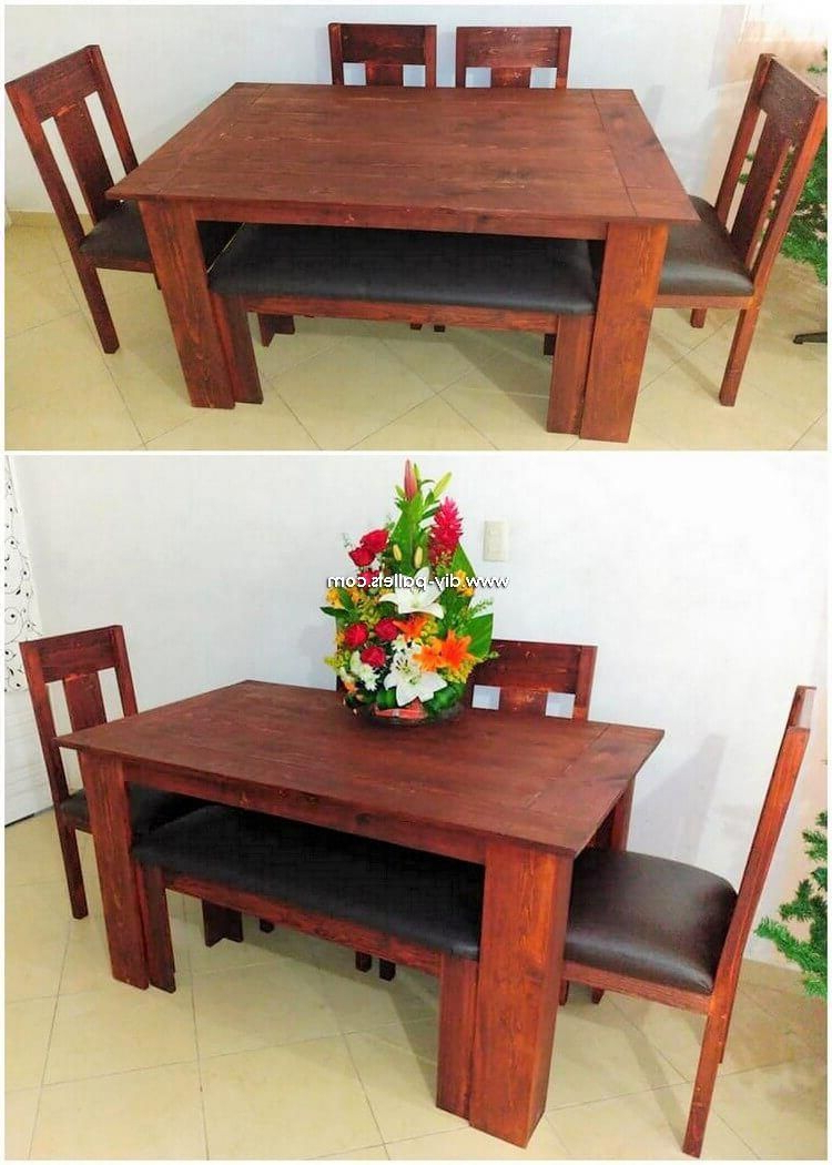 Ganya 5 Piece Dining Sets Inside Most Up To Date Macy's Cherry Style Formal Ten Piece Dining Set*we Ship Anywhere (View 16 of 25)