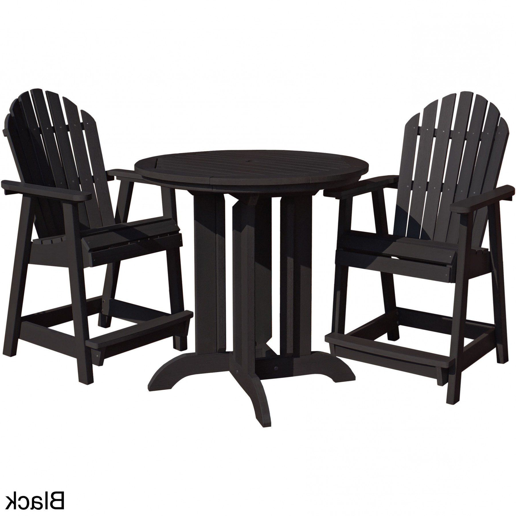 Highwood Usa Eco Friendly Hamilton 3 Piece Round Counter Dining Set For Popular Winsted 4 Piece Counter Height Dining Sets (View 23 of 25)