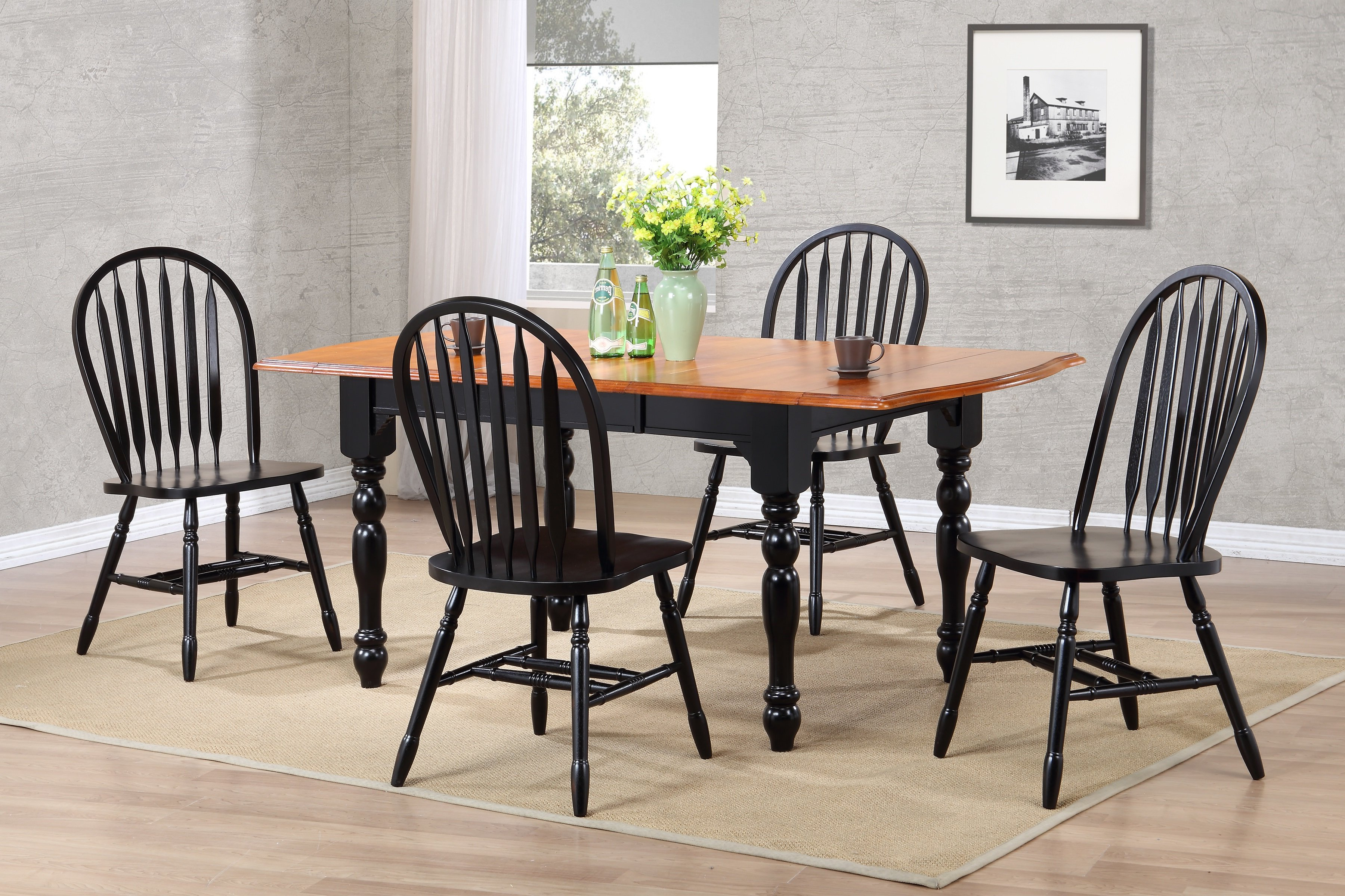 Irie 5 Piece Dining Set & Reviews (View 6 of 25)