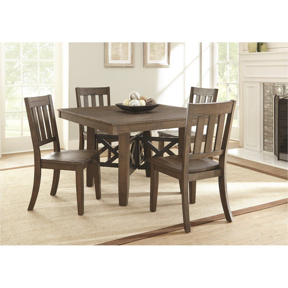 Java 5 Piece Dining Set – Mayla In (View 24 of 25)
