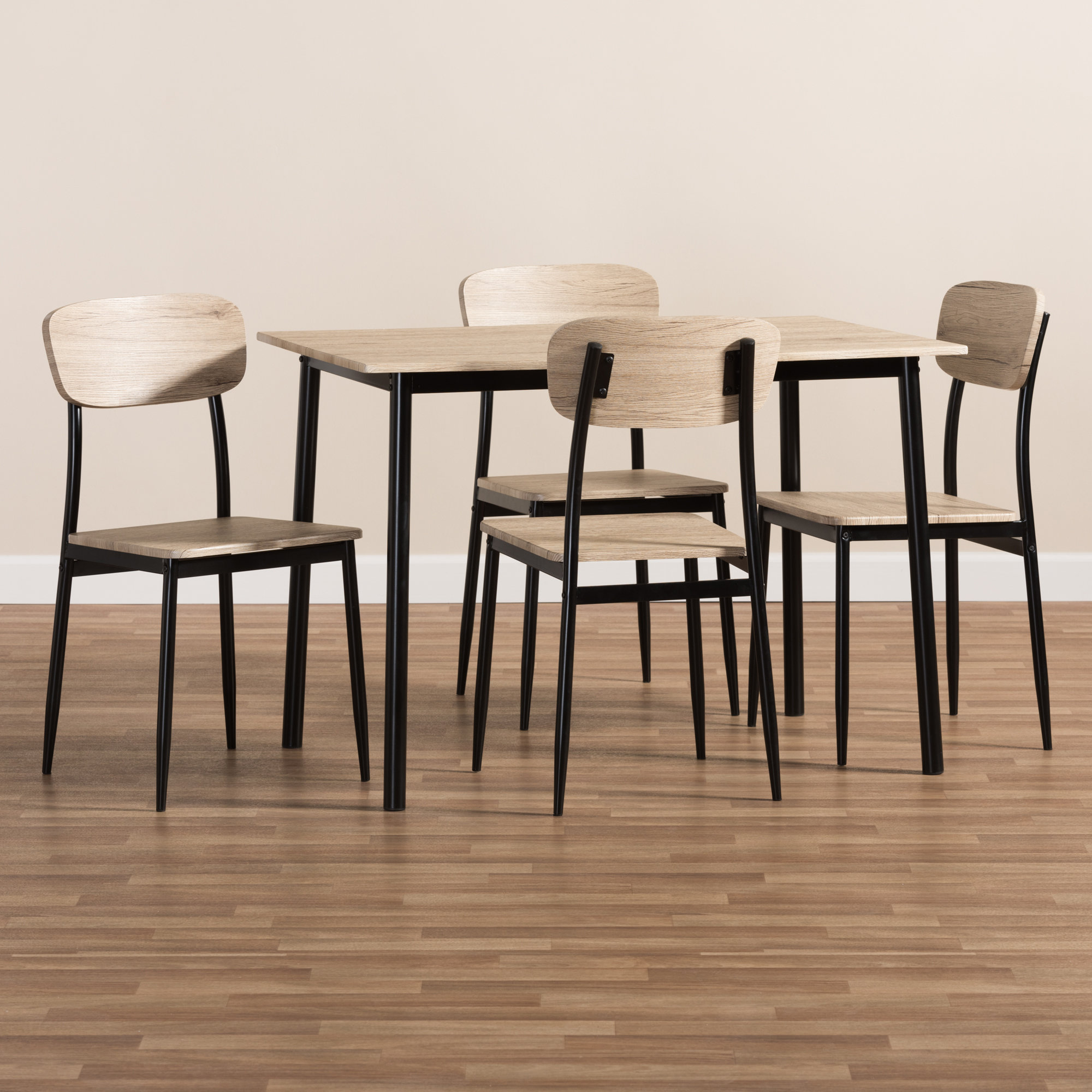 Joss & Main For Popular Wiggs 5 Piece Dining Sets (View 3 of 25)