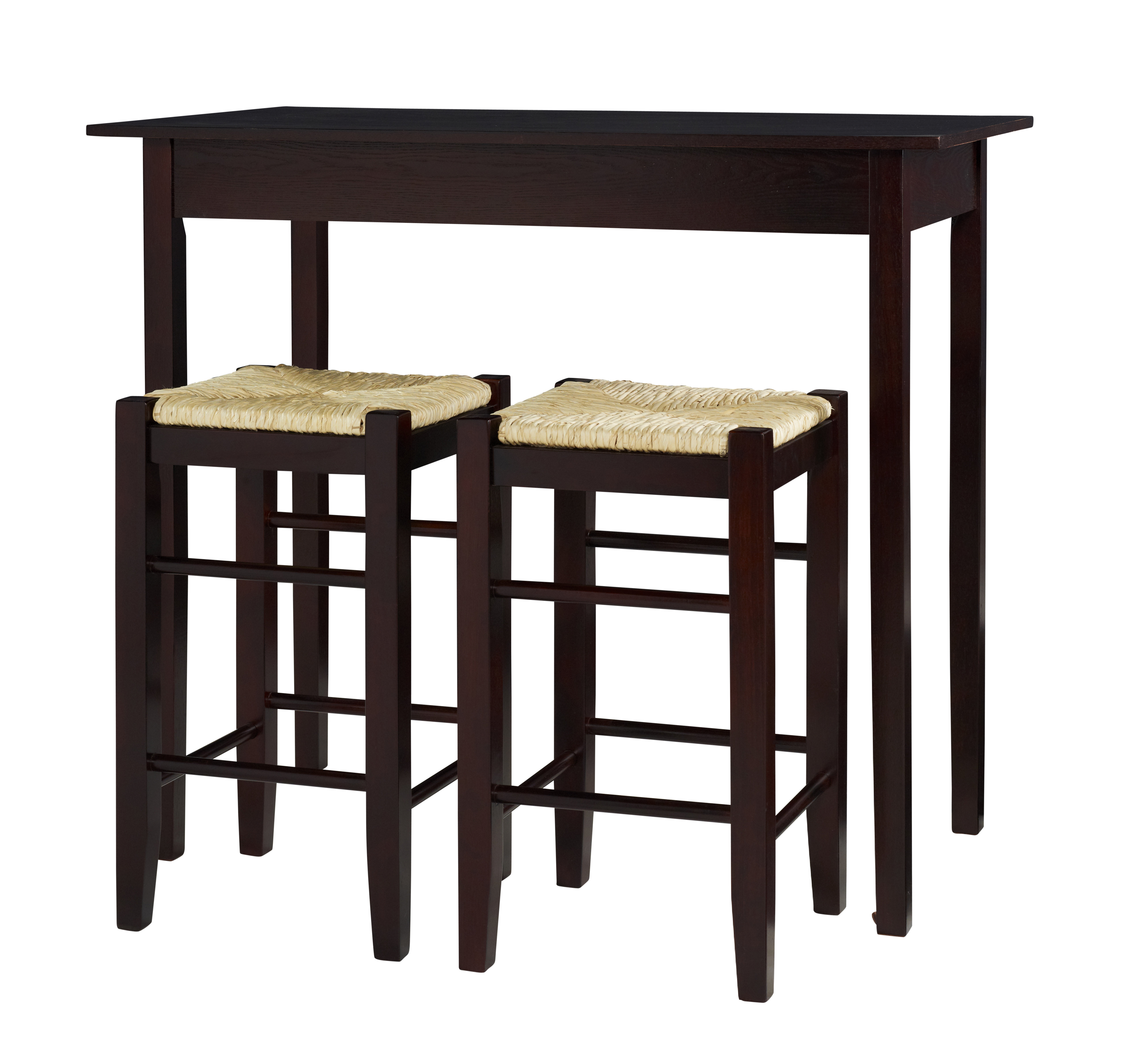 Joss & Main pertaining to Tenney 3 Piece Counter Height Dining Sets