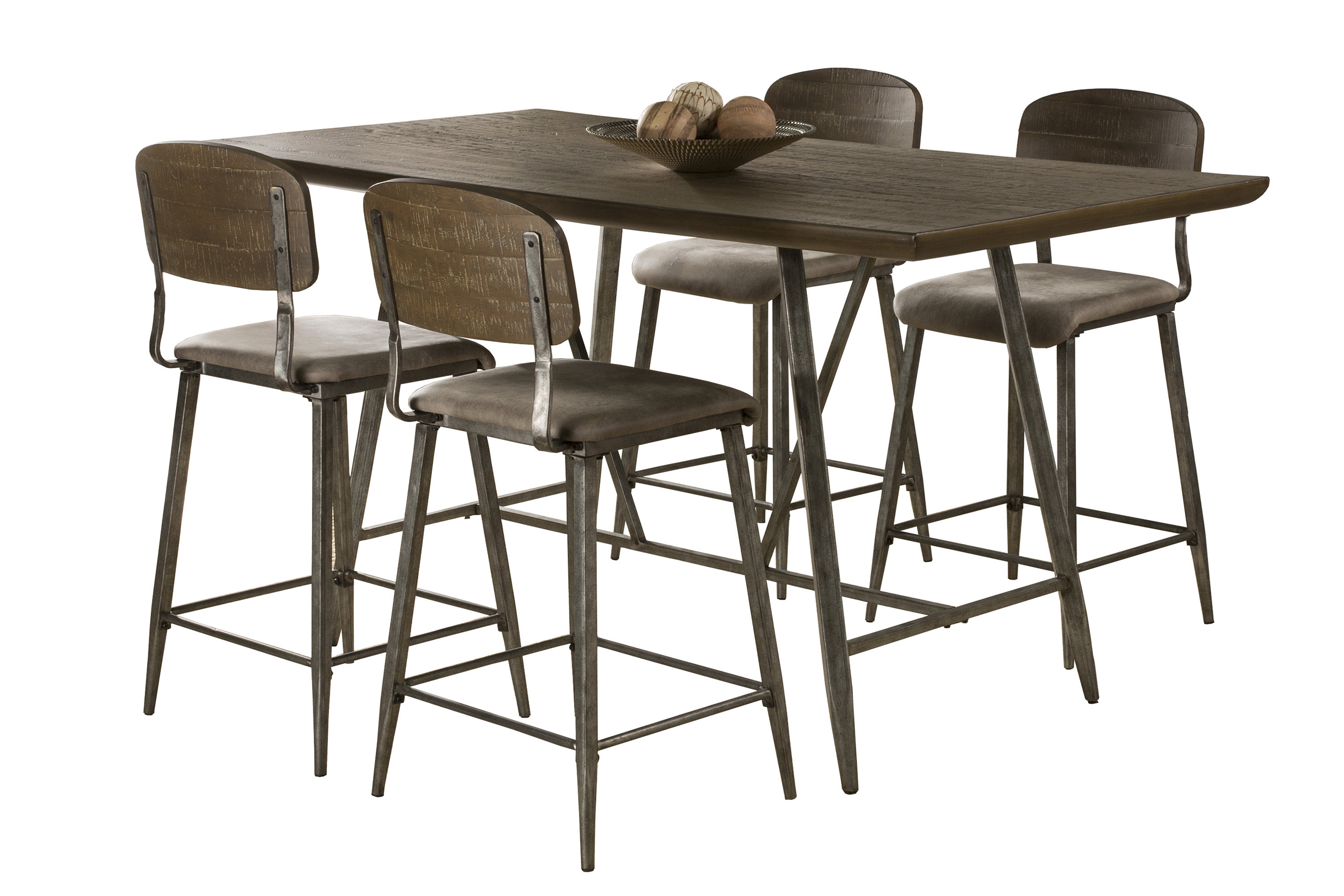 Joss & Main Within Fashionable Telauges 5 Piece Dining Sets (View 21 of 25)