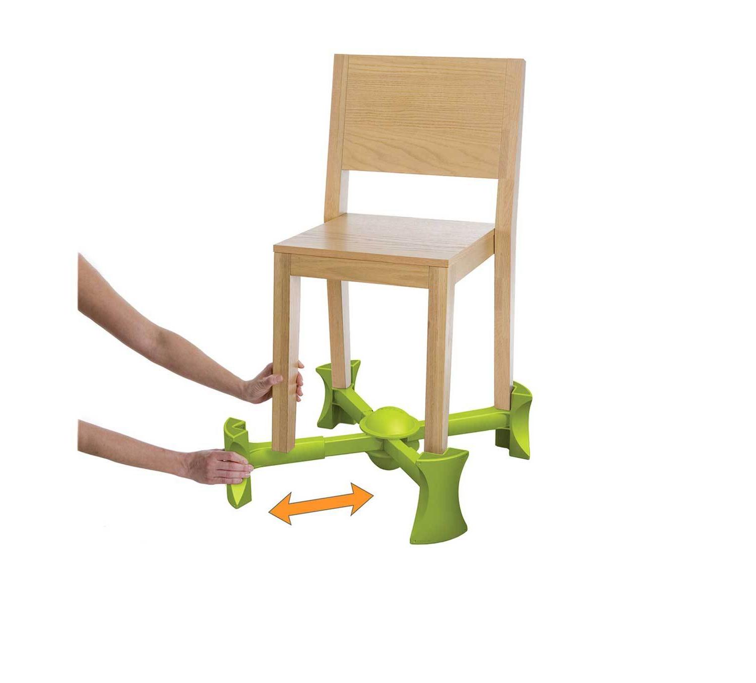 Kaboost Chair Booster For Grown Ups Throughout Kaelin 5 Piece Dining Sets (View 19 of 25)