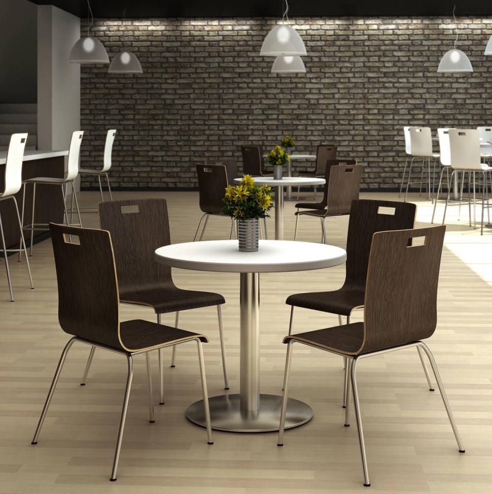 Kfi Seating 5 Piece Dining Set & Reviews