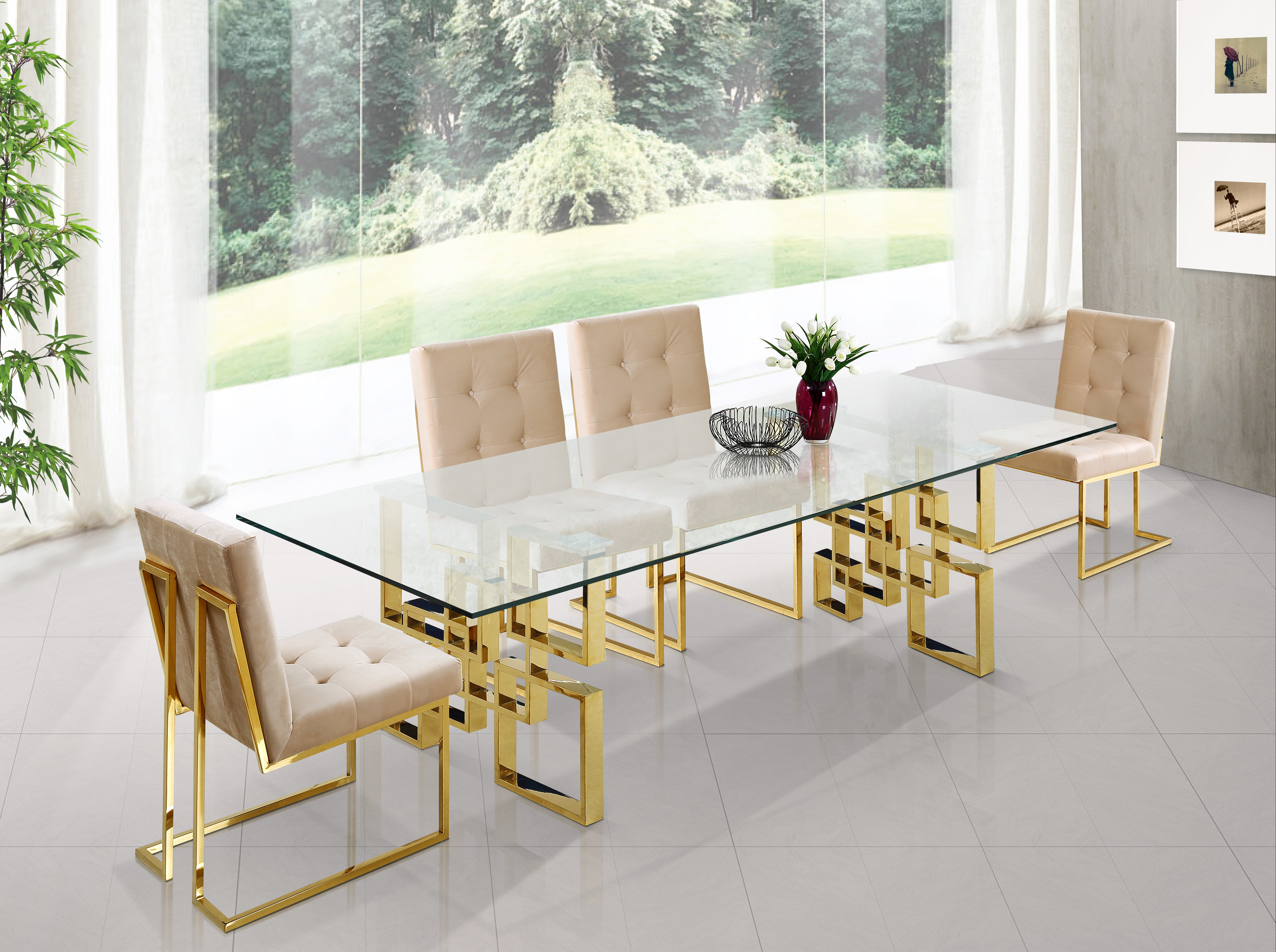Latest Ligon 3 Piece Breakfast Nook Dining Sets With Willa Arlo Interiors Robey 5 Piece Dining Set (View 7 of 25)