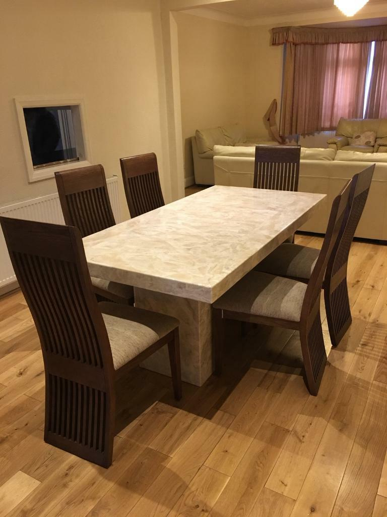 Lonon 3 Piece Dining Sets For Most Popular High Quality Granite 3 Piece Table Set (Dining Table + 2 Tea Tables (View 7 of 25)