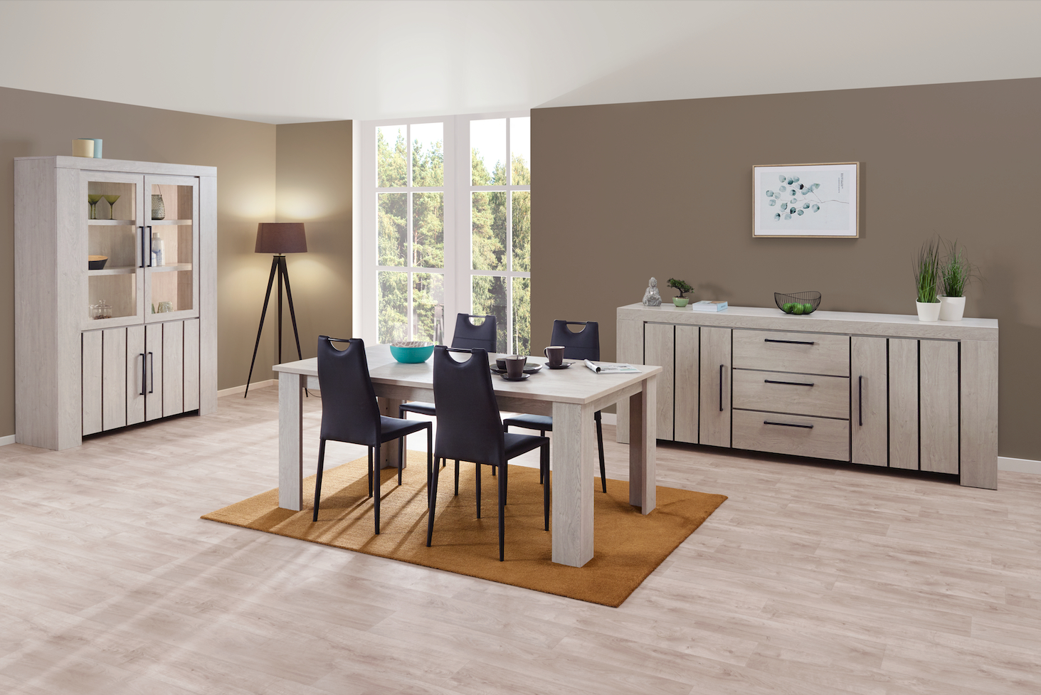 Meubis Pertaining To Preferred Giles 3 Piece Dining Sets (View 21 of 25)