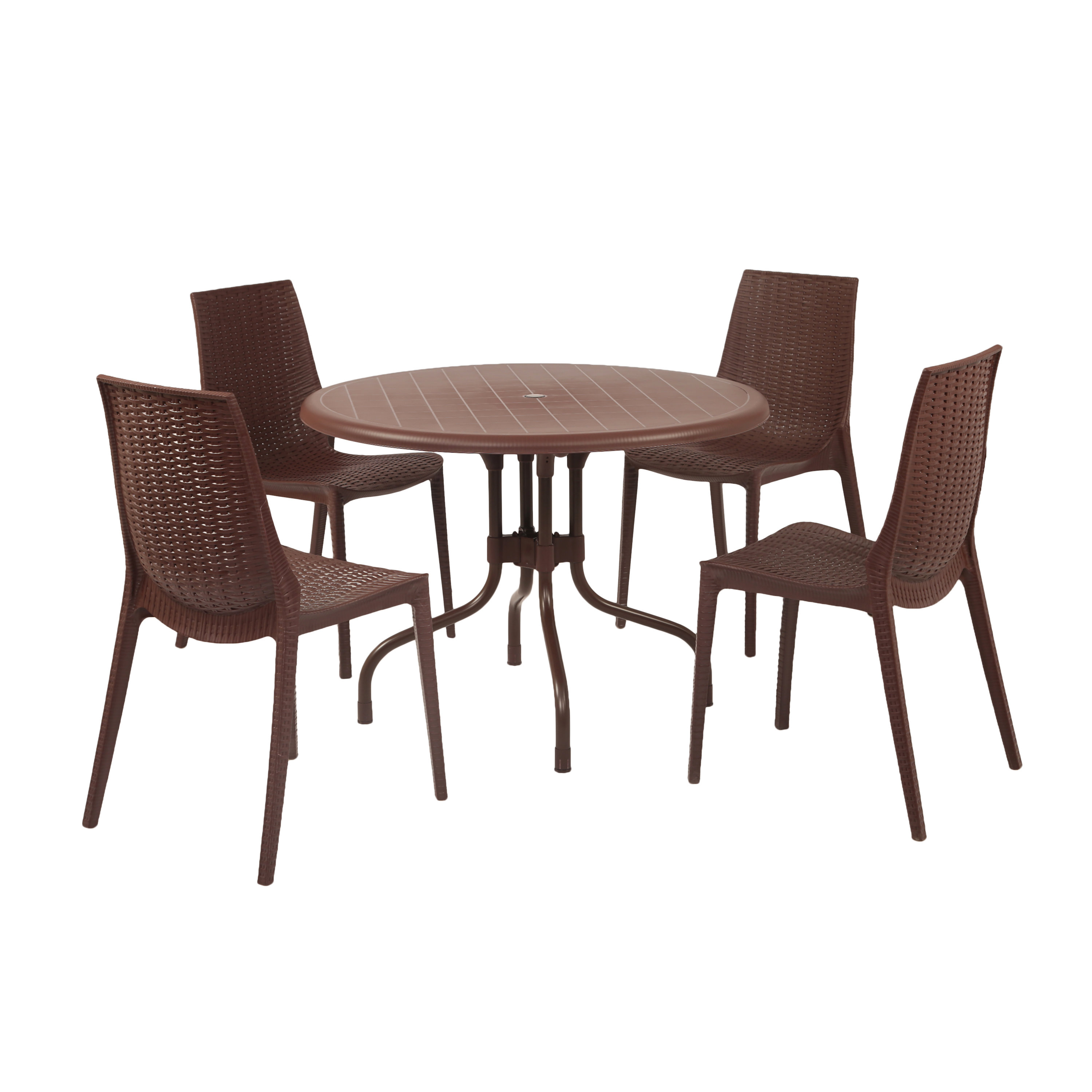 Miskell 5 Piece Dining Sets For Well Known Bloomsbury Market Miskell Commercial Grade 5 Piece Dining Set (View 10 of 25)