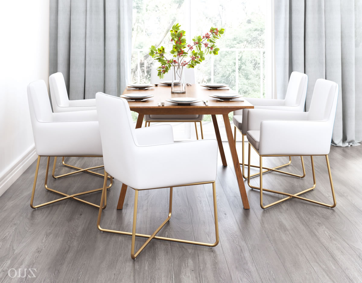 Modern Furniture Canada Intended For Preferred Honoria 3 Piece Dining Sets (View 11 of 25)