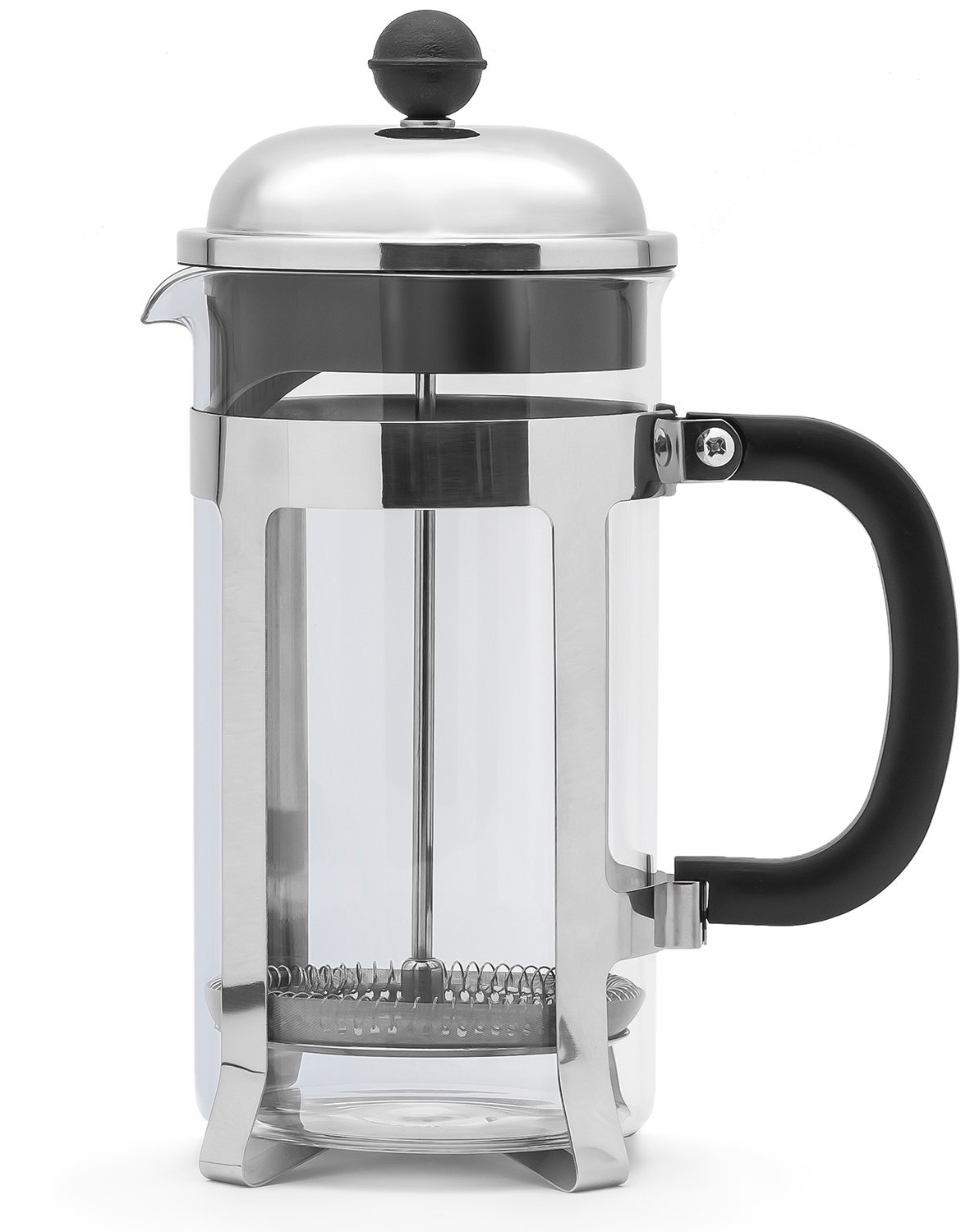 Most Recently Released Amazon: French Press Machine – Coffee Press – French Press Pertaining To Presson 3 Piece Counter Height Dining Sets (View 5 of 25)