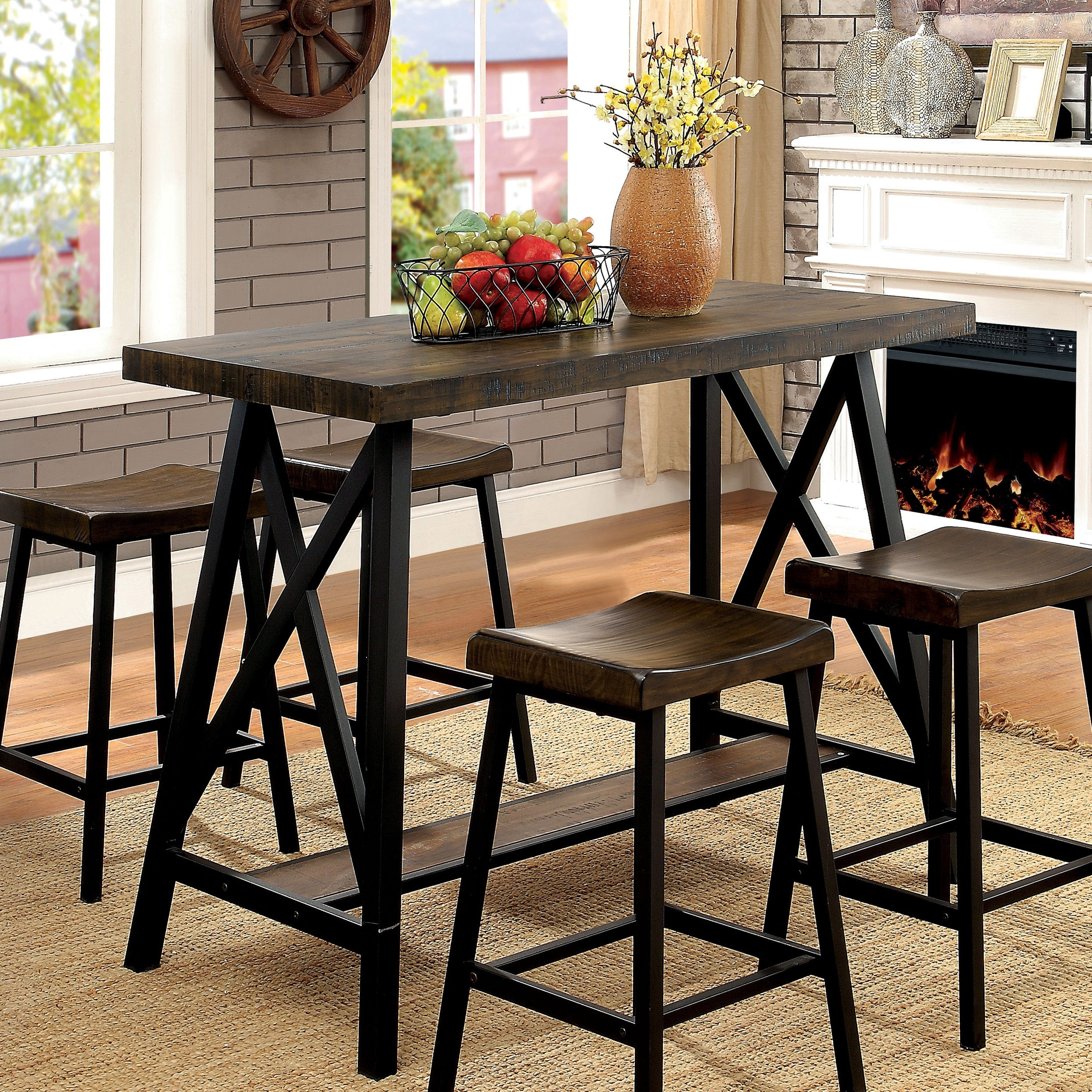 Most Recently Released Buy Bar & Pub Tables Online At Overstock (View 15 of 25)