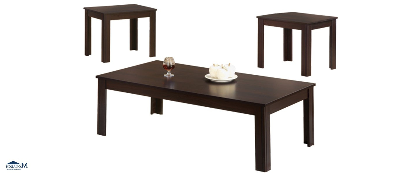 Most Recently Released Lonon 3 Piece Dining Sets For Mocha 3 Piece Table Set London (View 12 of 25)