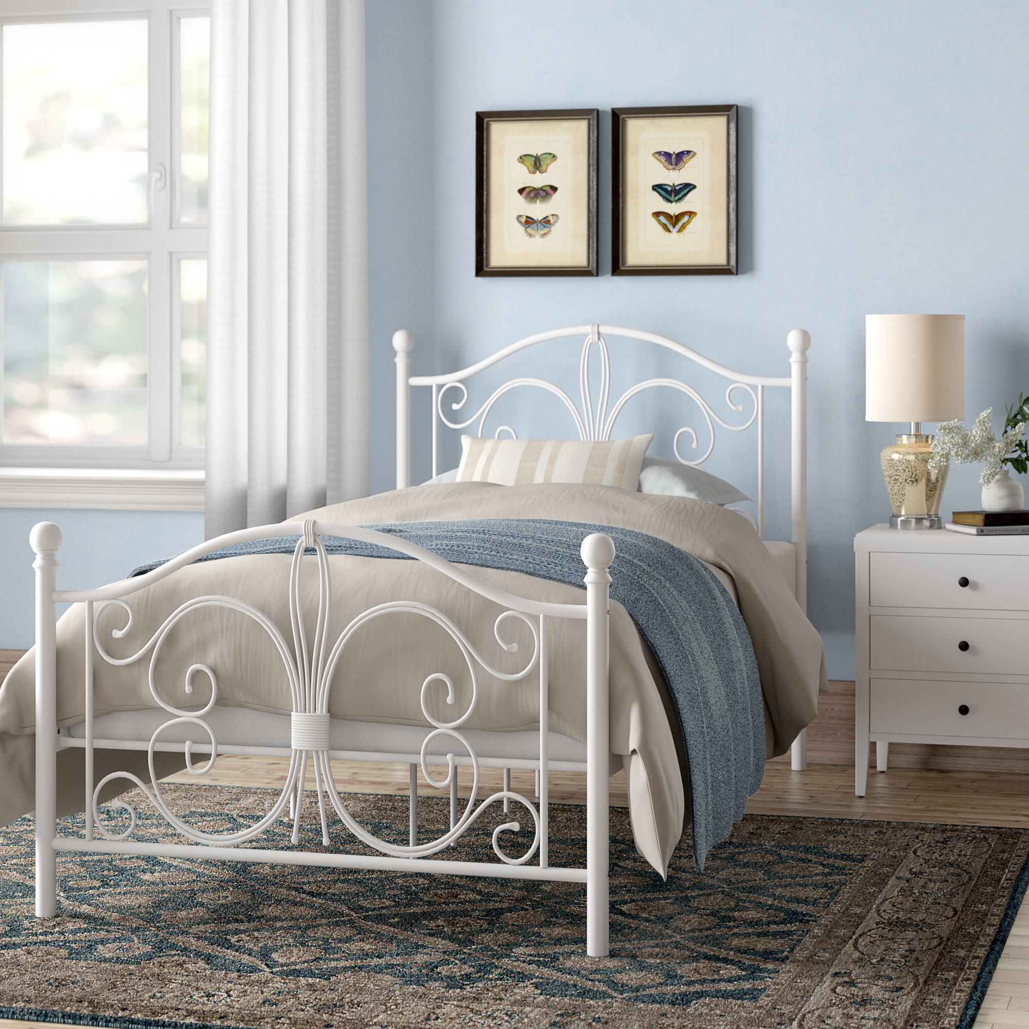 Most Recently Released Pattonsburg Platform Bed & Reviews (View 11 of 25)