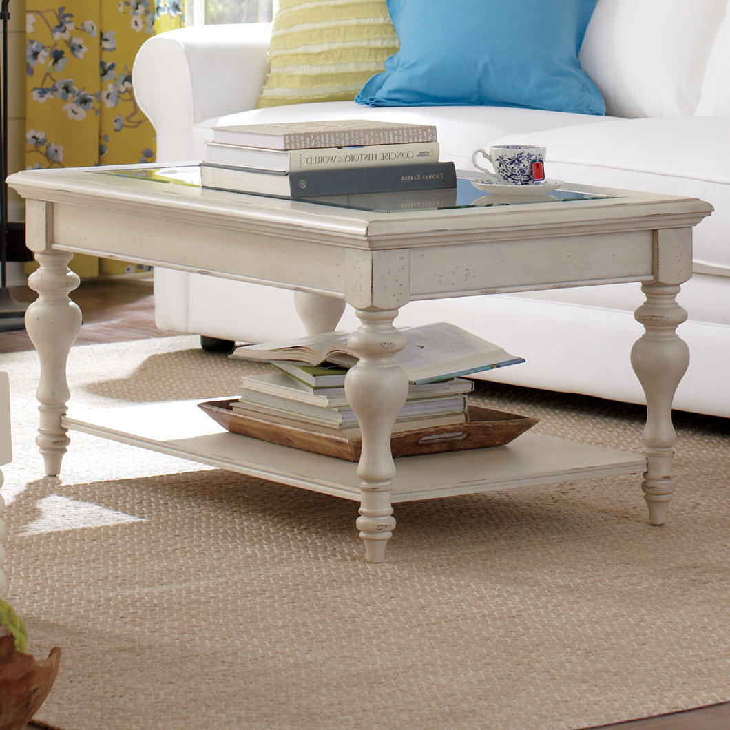 Most Recently Released Queener 5 Piece Dining Sets Pertaining To Birch Lane™ Heritage Perkins Coffee Table & Reviews (View 14 of 25)