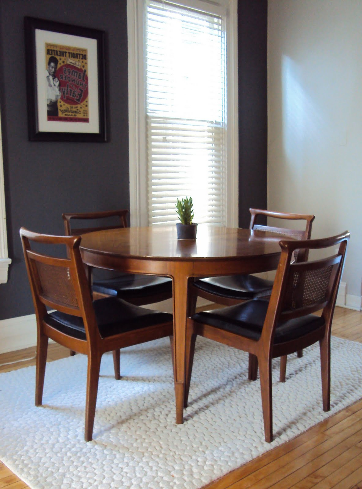 Most Recently Released Str8Mcm: 5 Piece Dining Set – John Stuart Attr (View 8 of 25)