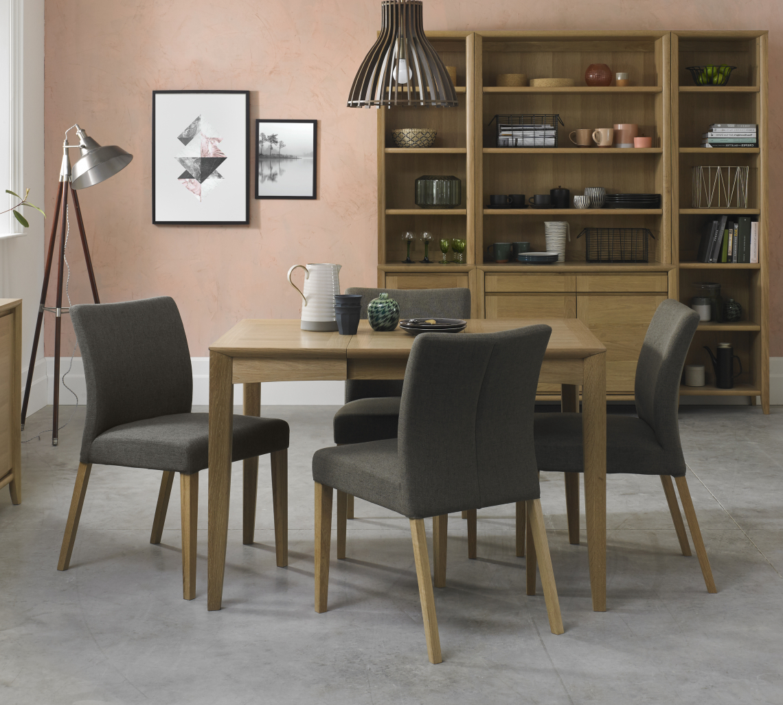 Most Up To Date Northwoods 3 Piece Dining Sets With Dining Room Collections – Solent Beds Limited (View 12 of 25)