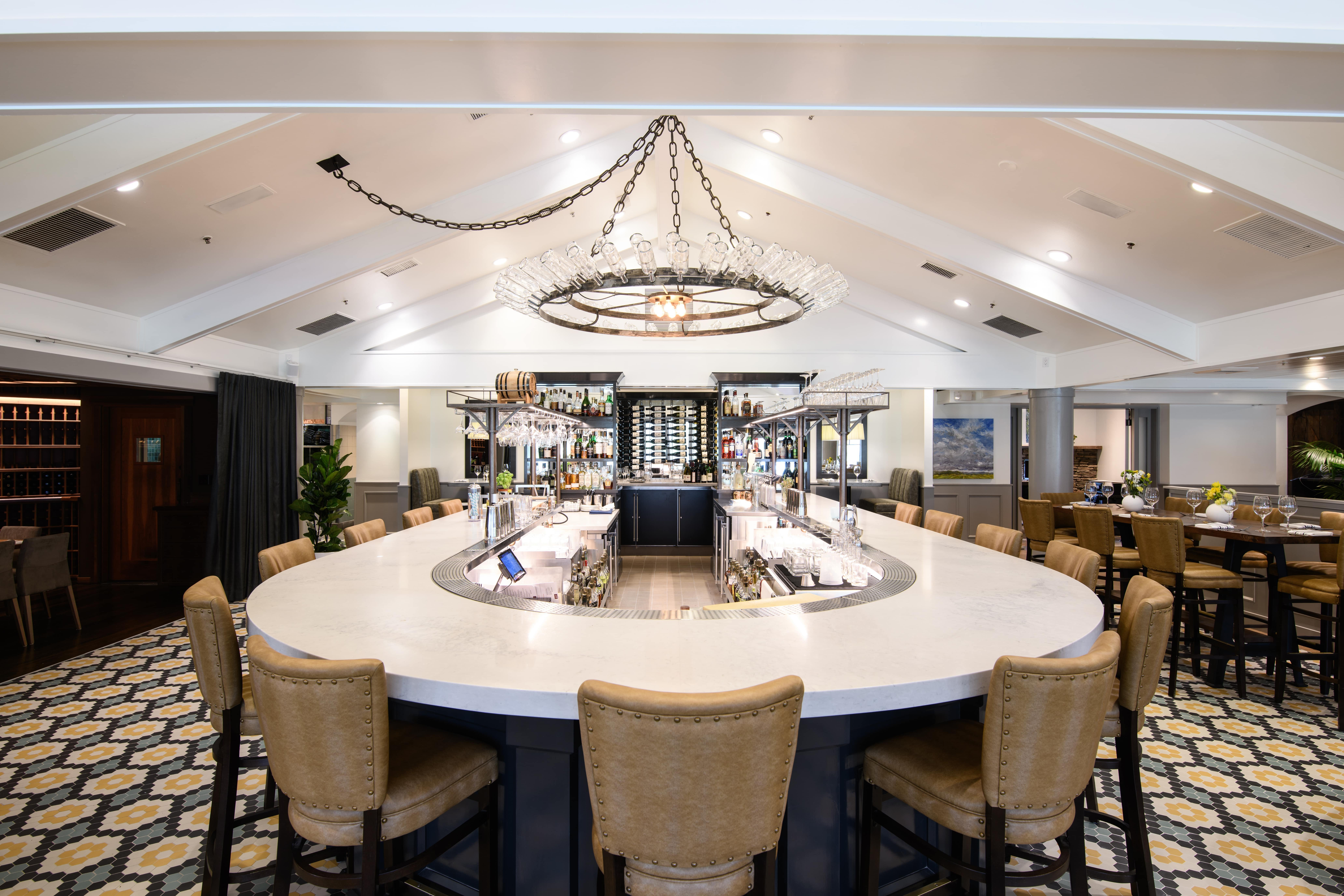Napa Valley: 3 Amazing New Restaurants In Wine Country With Widely Used Kaelin 5 Piece Dining Sets (View 18 of 25)