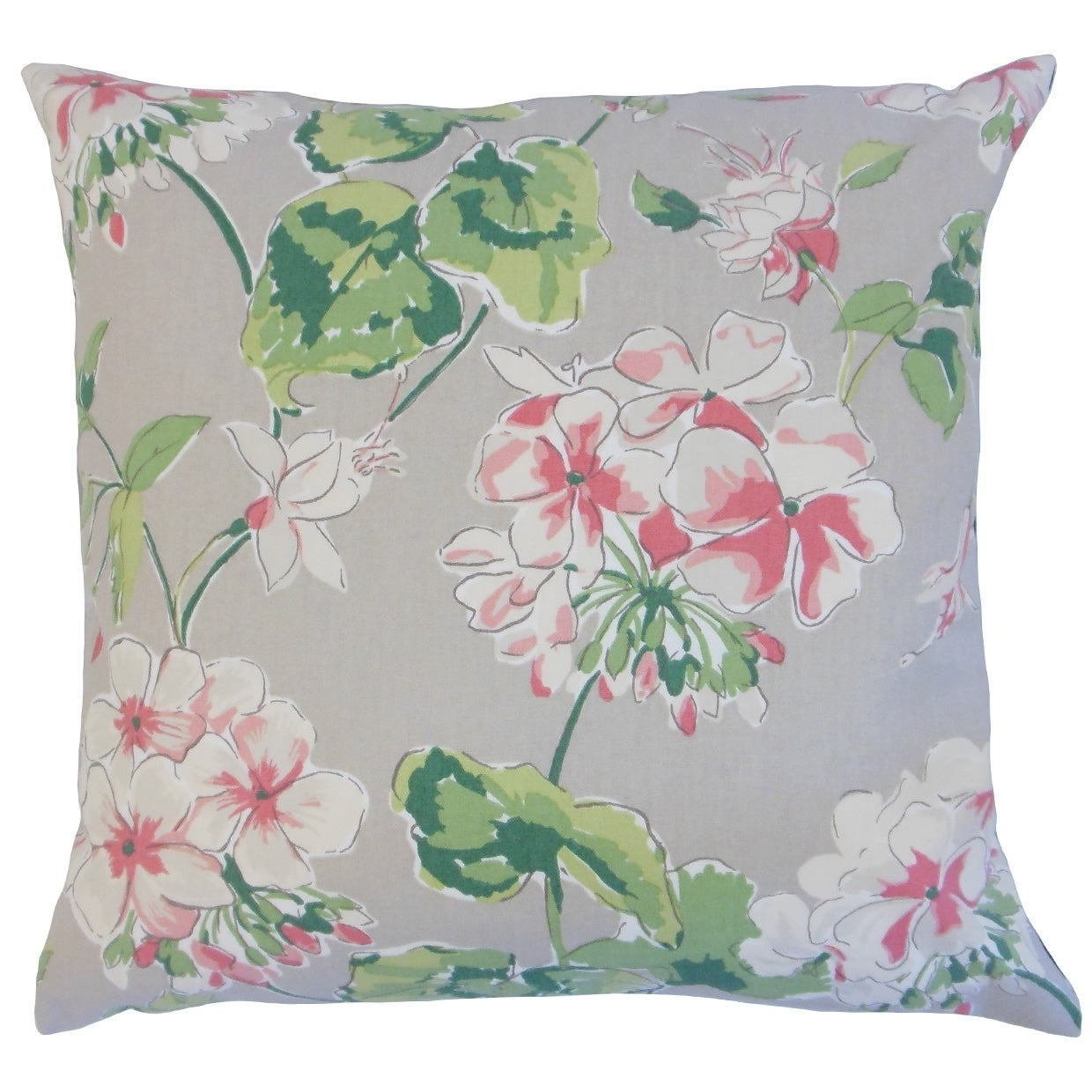 Newest Shop Set Of 2 Kaelin Floral Throw Pillows In Celadon – Free Shipping Regarding Kaelin 5 Piece Dining Sets (View 19 of 25)