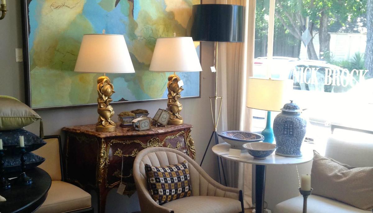Nick Brock Antiques – Culturemap Dallas Pertaining To Latest Pratiksha Sonoma 5 Piece Dining Sets (View 9 of 21)