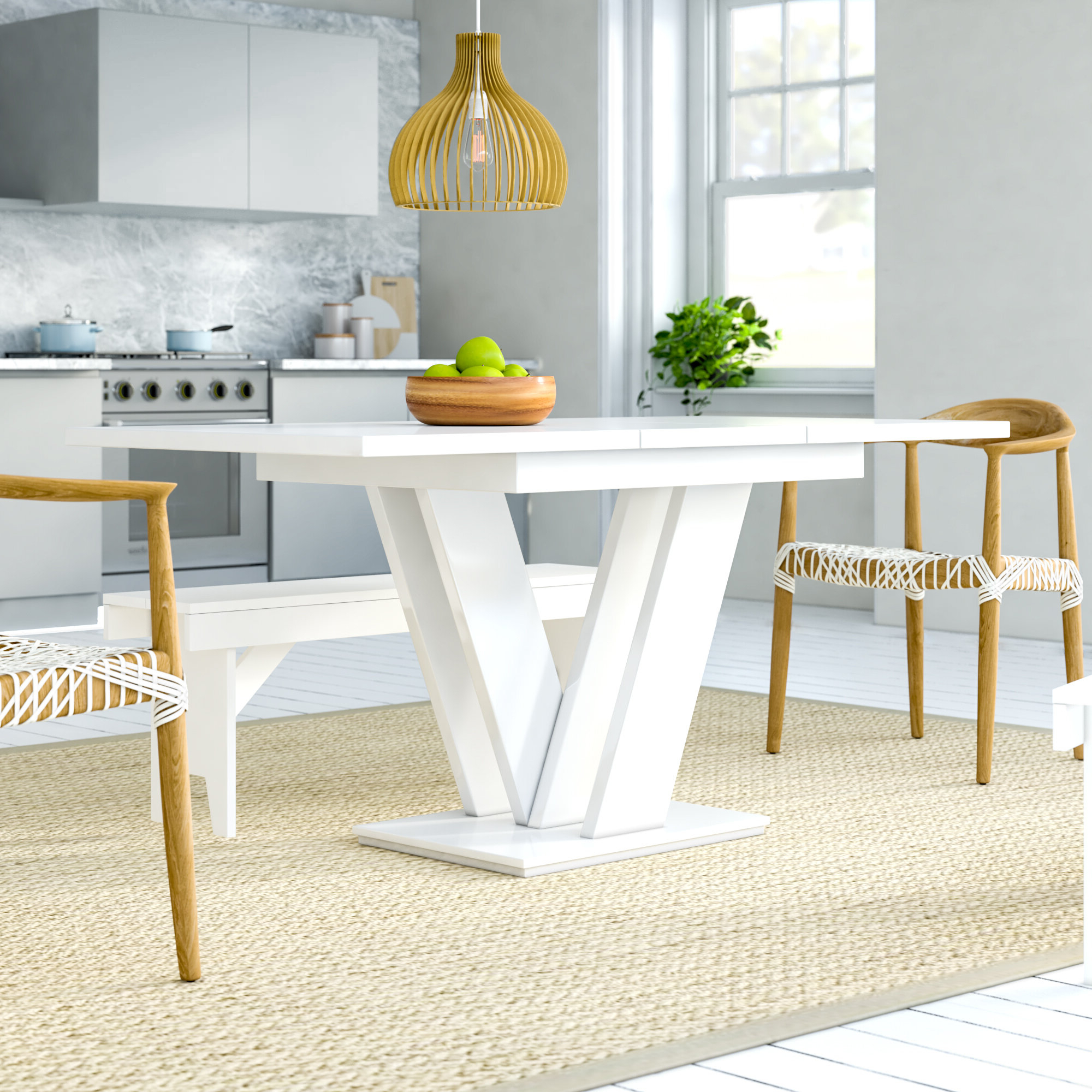 Northwoods 3 Piece Dining Sets within Widely used Metro Lane