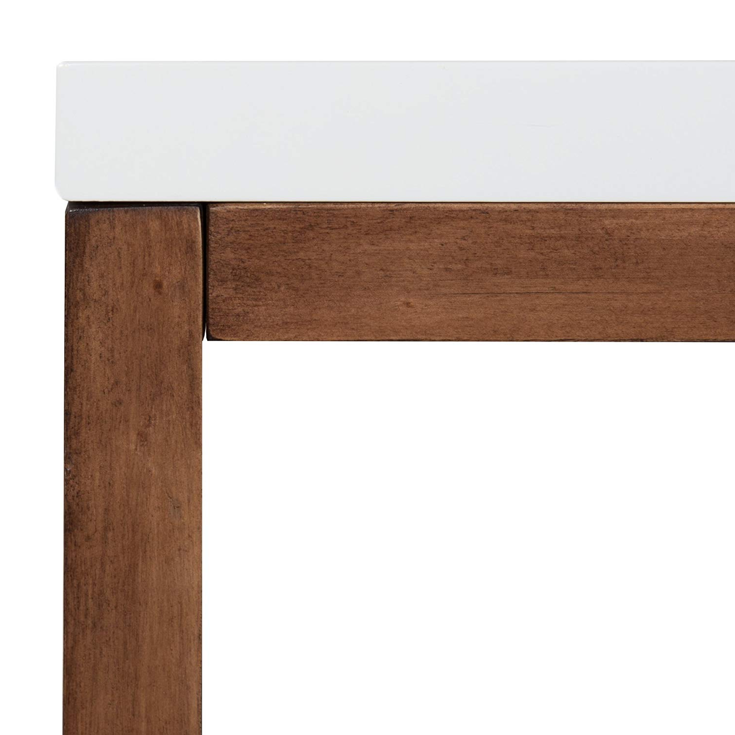 Preferred Amazon: Kate And Laurel Kaya 36 Inch Tall Pub/bar Table, Two Pertaining To Kaya 3 Piece Dining Sets (View 22 of 25)