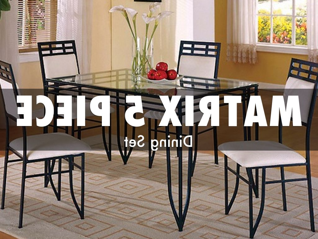Preferred American Freight Discount Dining Room Setsamericanf Intended For Cargo 5 Piece Dining Sets (View 21 of 25)