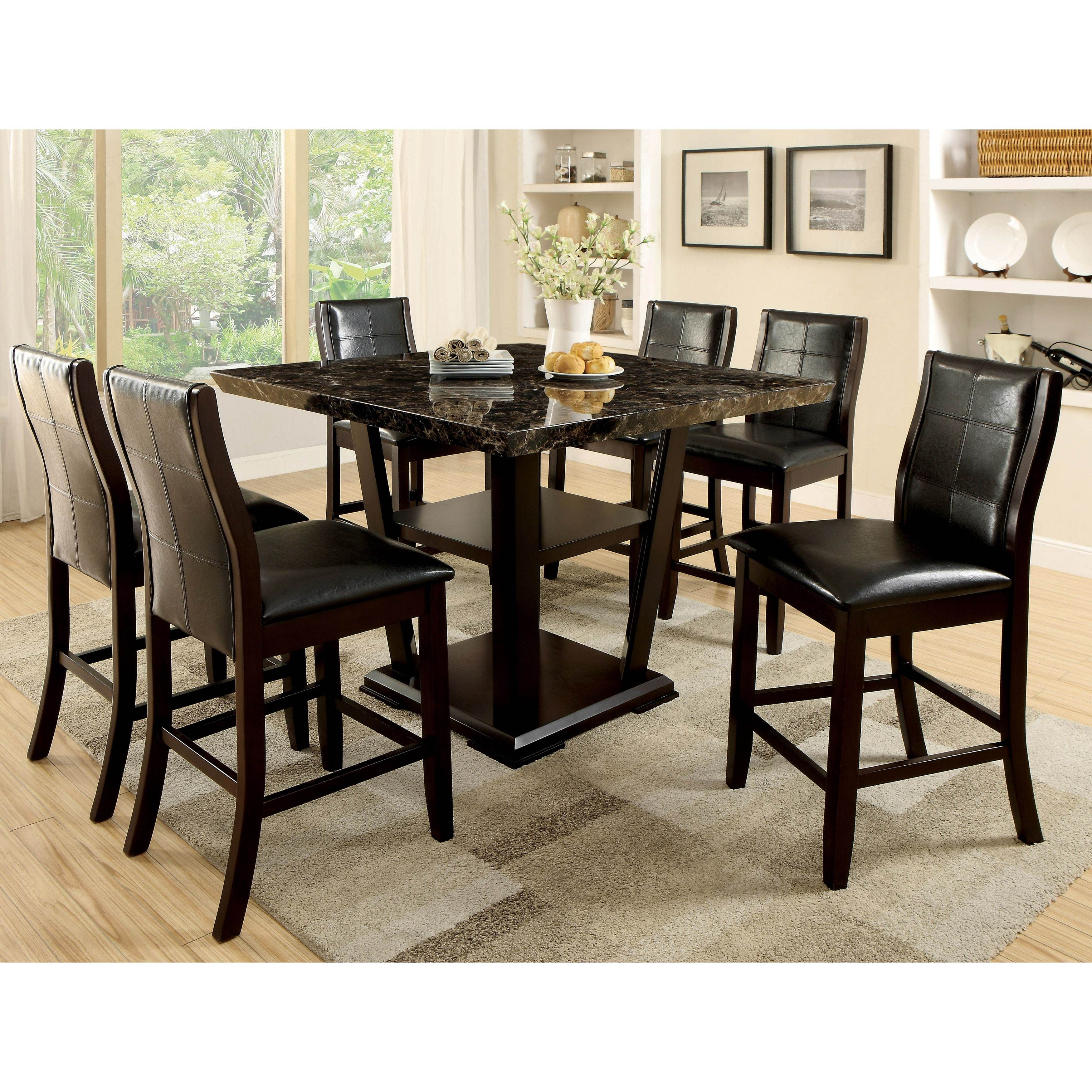 Products Inside Preferred Kieffer 5 Piece Dining Sets (View 23 of 25)