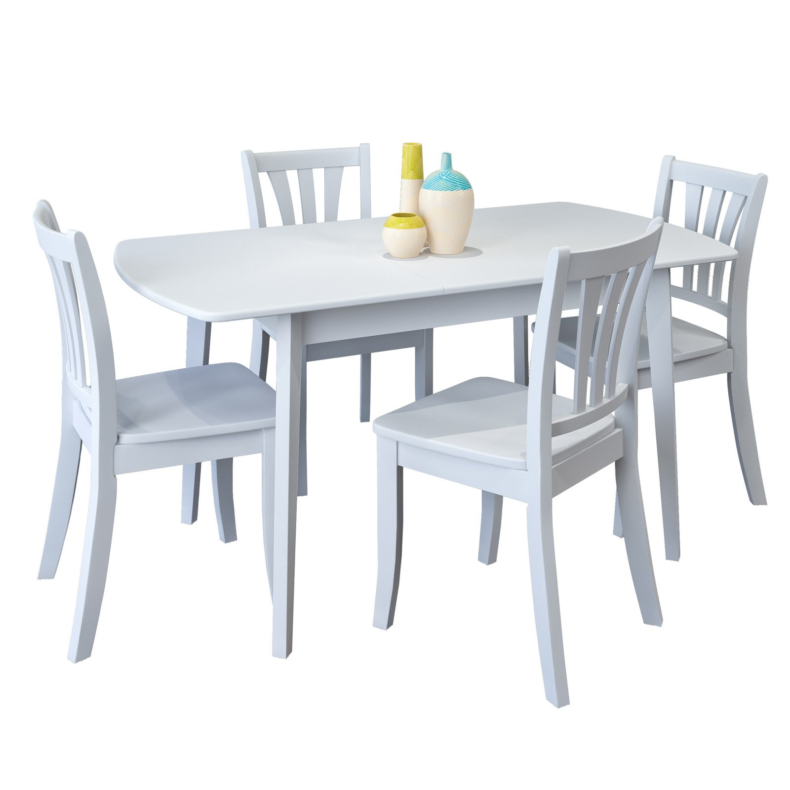 Products Regarding Best And Newest Noyes 5 Piece Dining Sets (View 19 of 25)