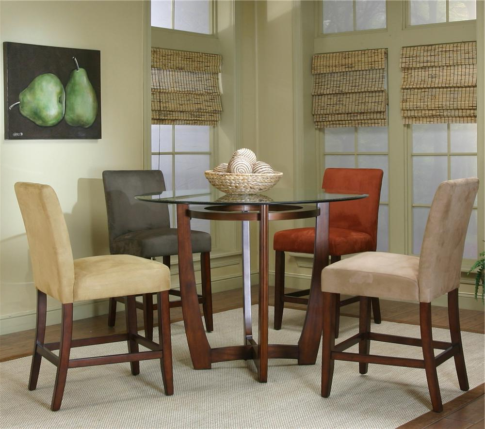 Rossi 5 Piece Dining Sets Intended For Famous High Kitchen Table And Chairs & Full Size Of Bar Height Kitchen (View 16 of 25)