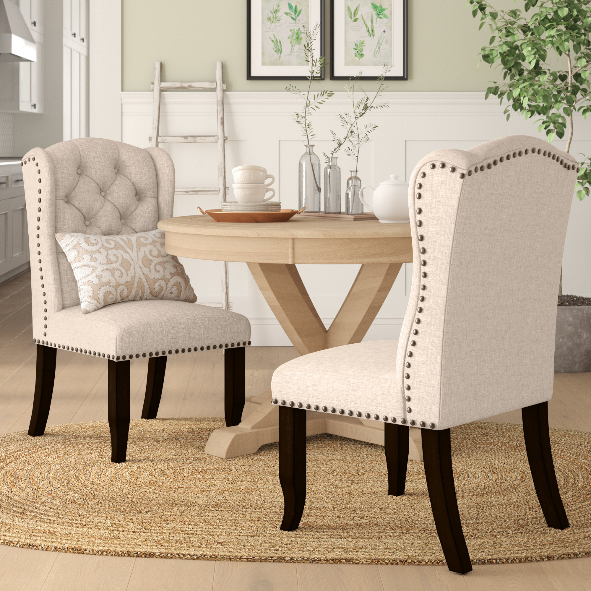 Rossi 5 Piece Dining Sets Pertaining To Favorite Birch Lane™ Heritage (View 16 of 25)