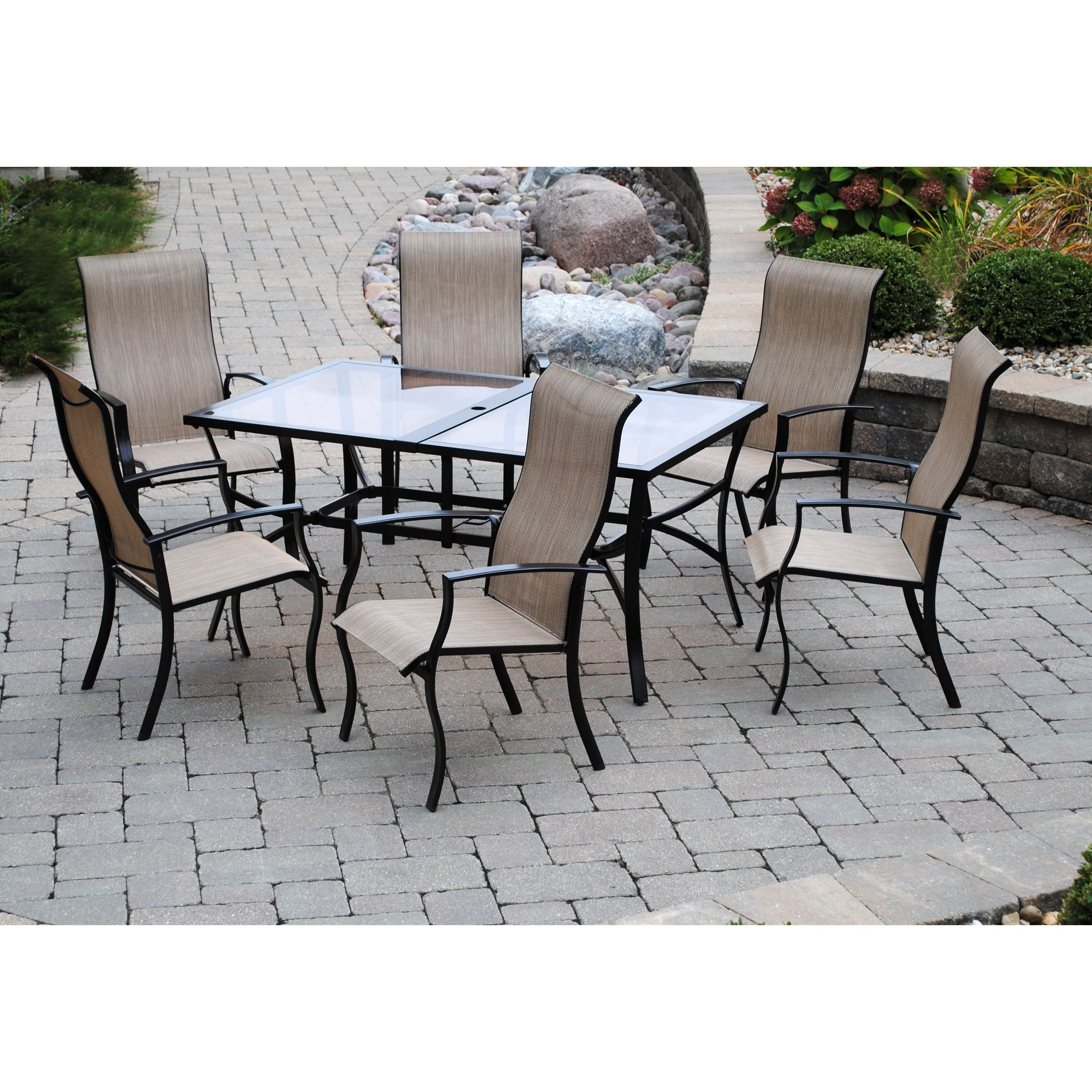 Saintcroix 3 Piece Dining Sets Pertaining To Newest Shop Sun Casual St (View 5 of 25)