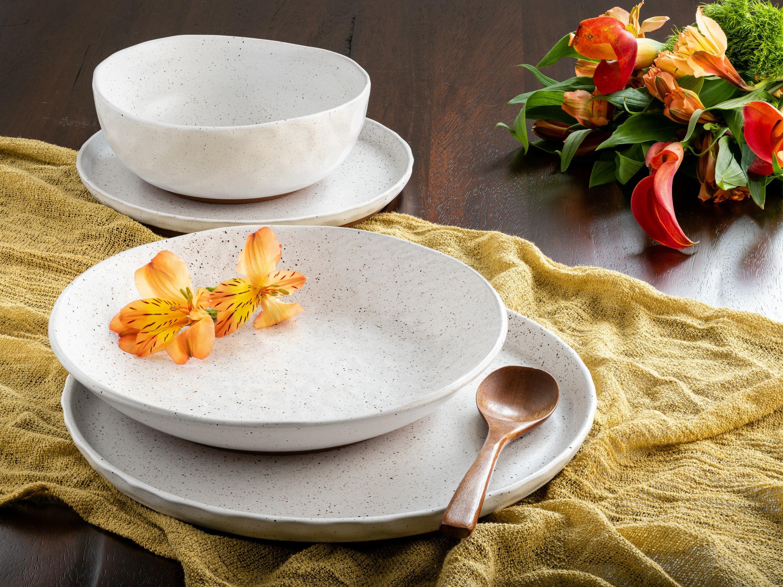 Sango Kaya 16 Piece Dinnerware Set, Service For 4 & Reviews (View 24 of 25)