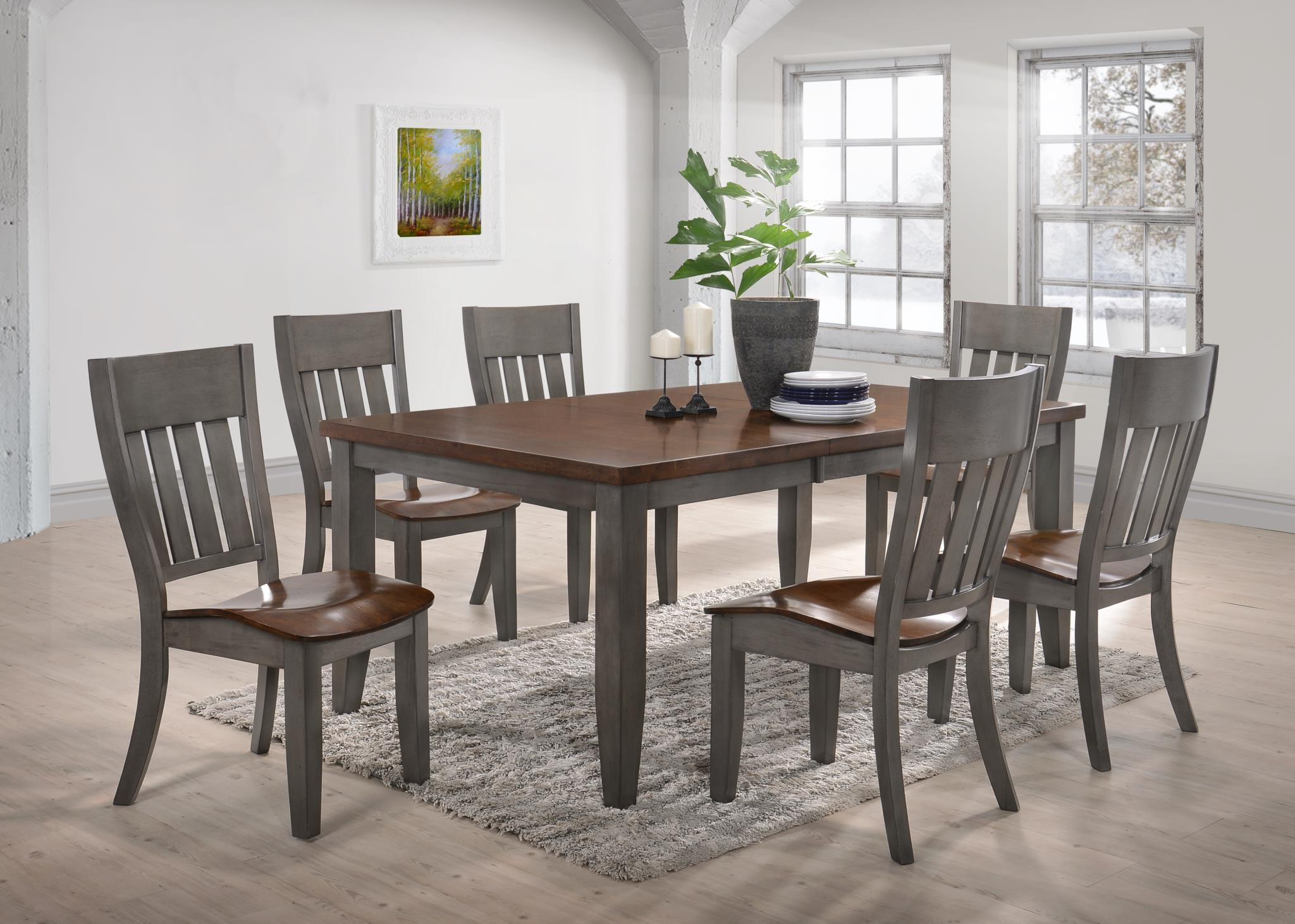 Springfield 3 Piece Dining Sets Throughout 2020 American Heritage – Cedar Hill Furniture (View 20 of 25)