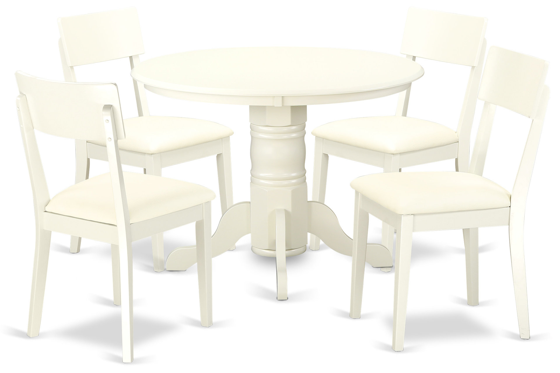 Trendy 5 Piece Breakfast Nook Dining Sets With Regard To August Grove Sherlock 5 Piece Breakfast Nook Solid Wood Dining Set (View 23 of 25)