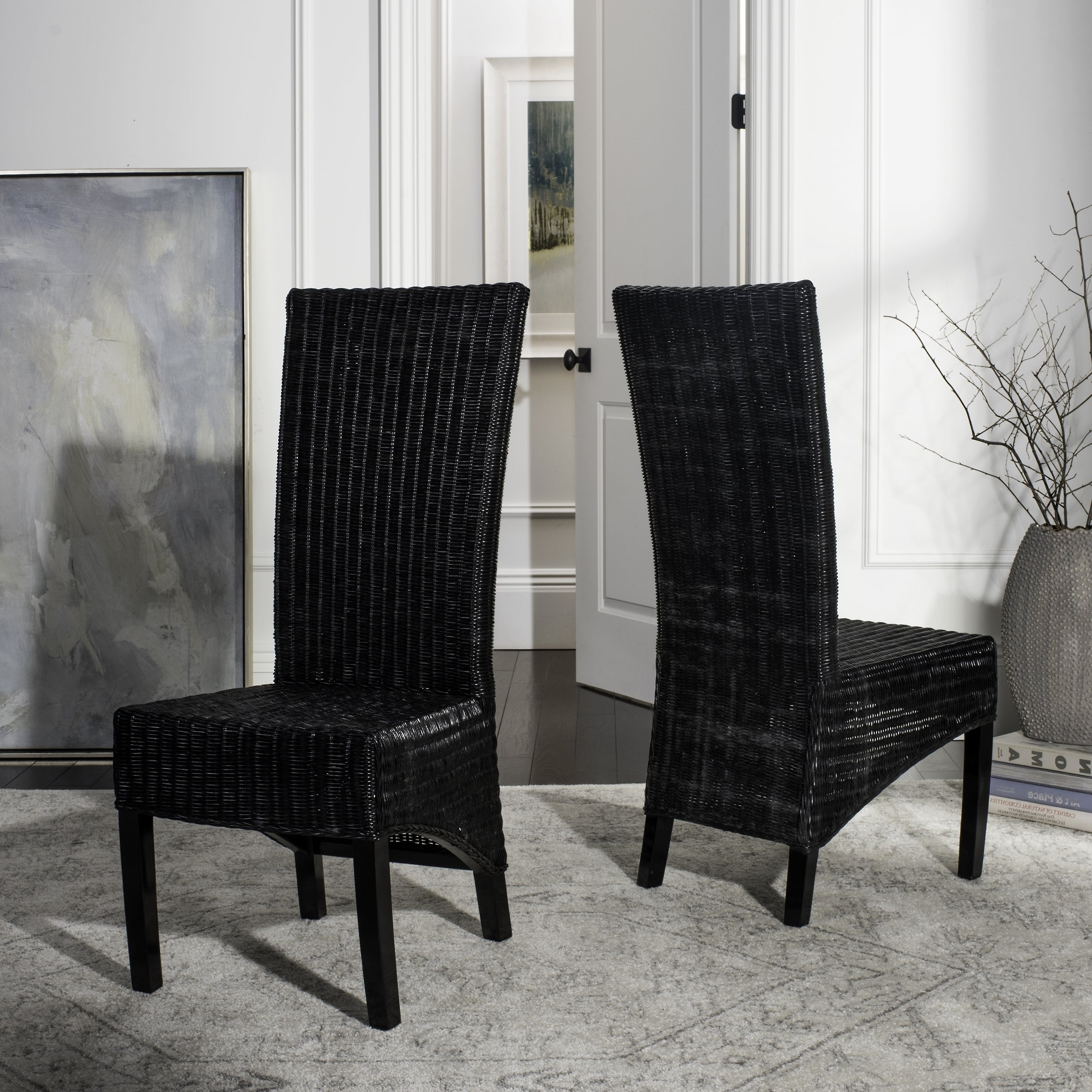 Trendy Safavieh Rural Woven Dining St (View 9 of 25)
