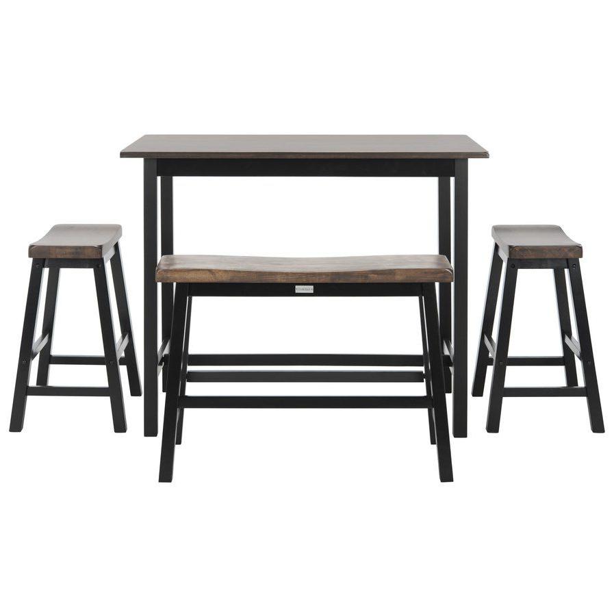 Trent Austin Design Bezons 3 Piece Pub Table Set (View 13 of 25)