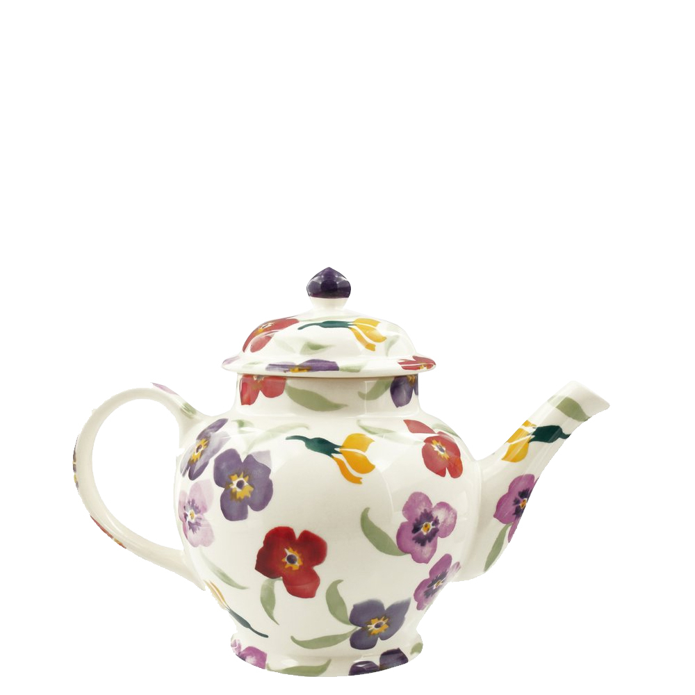 Wallflower 3 Piece Dining Sets With Popular Emma Bridgewater Wallflower 3 Mug Teapot (View 24 of 25)