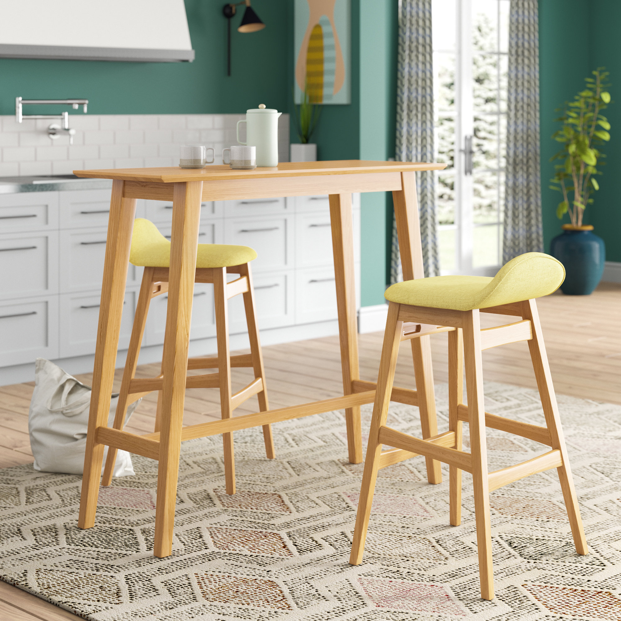 Featured Photo of Valladares 3 Piece Pub Table Sets