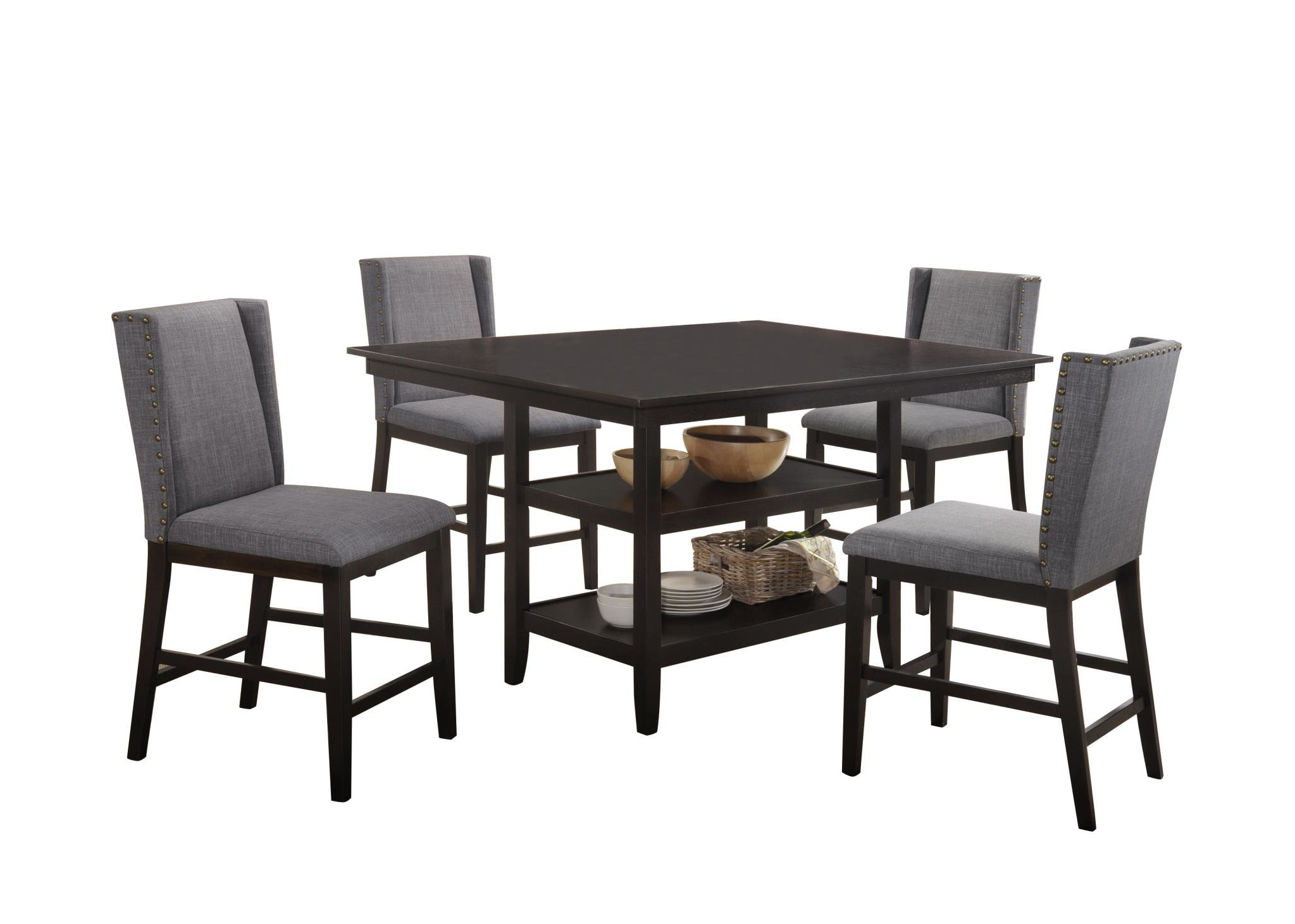 Wayfair Inside Tejeda 5 Piece Dining Sets (View 24 of 25)
