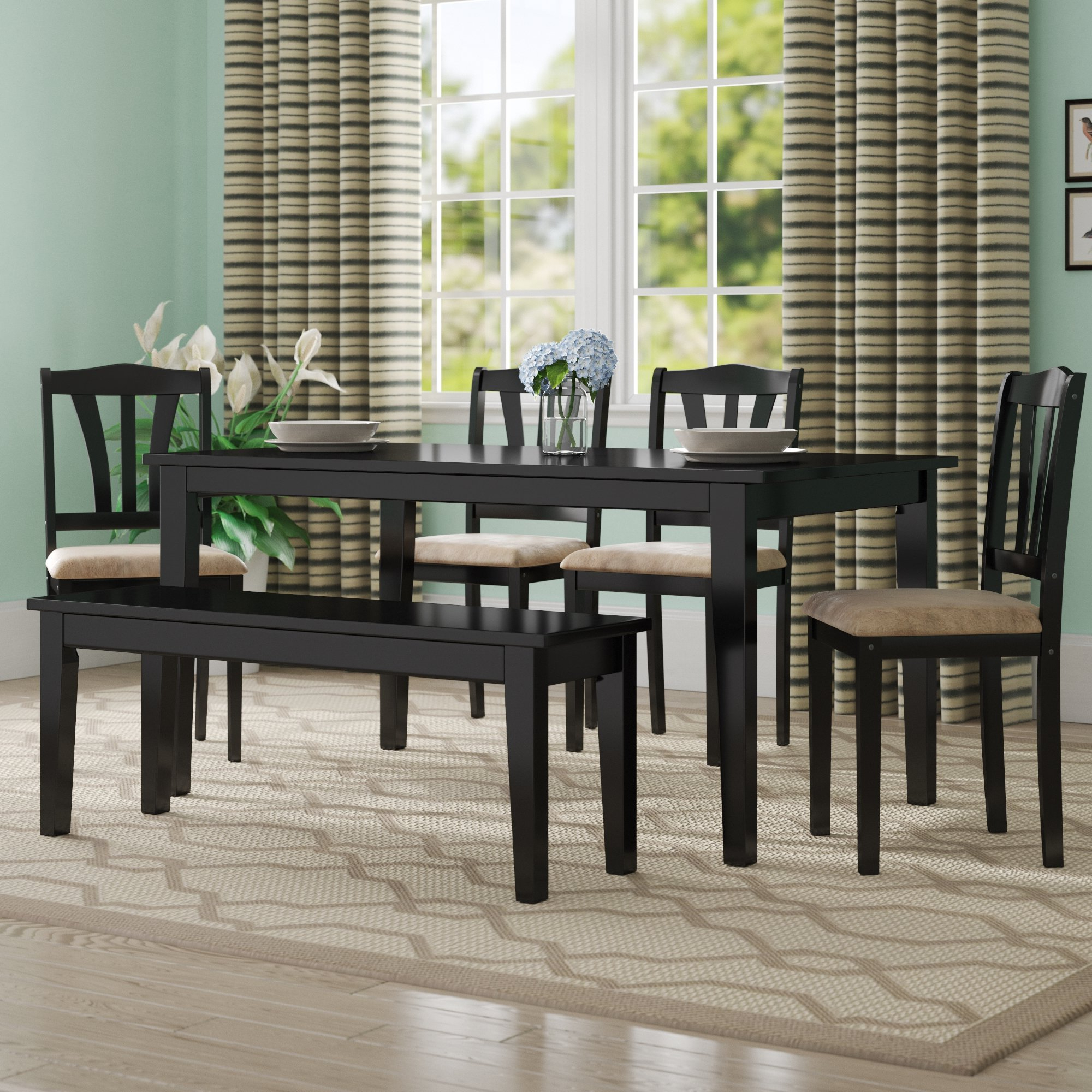 Wayfair Intended For Fashionable Partin 3 Piece Dining Sets (View 10 of 25)