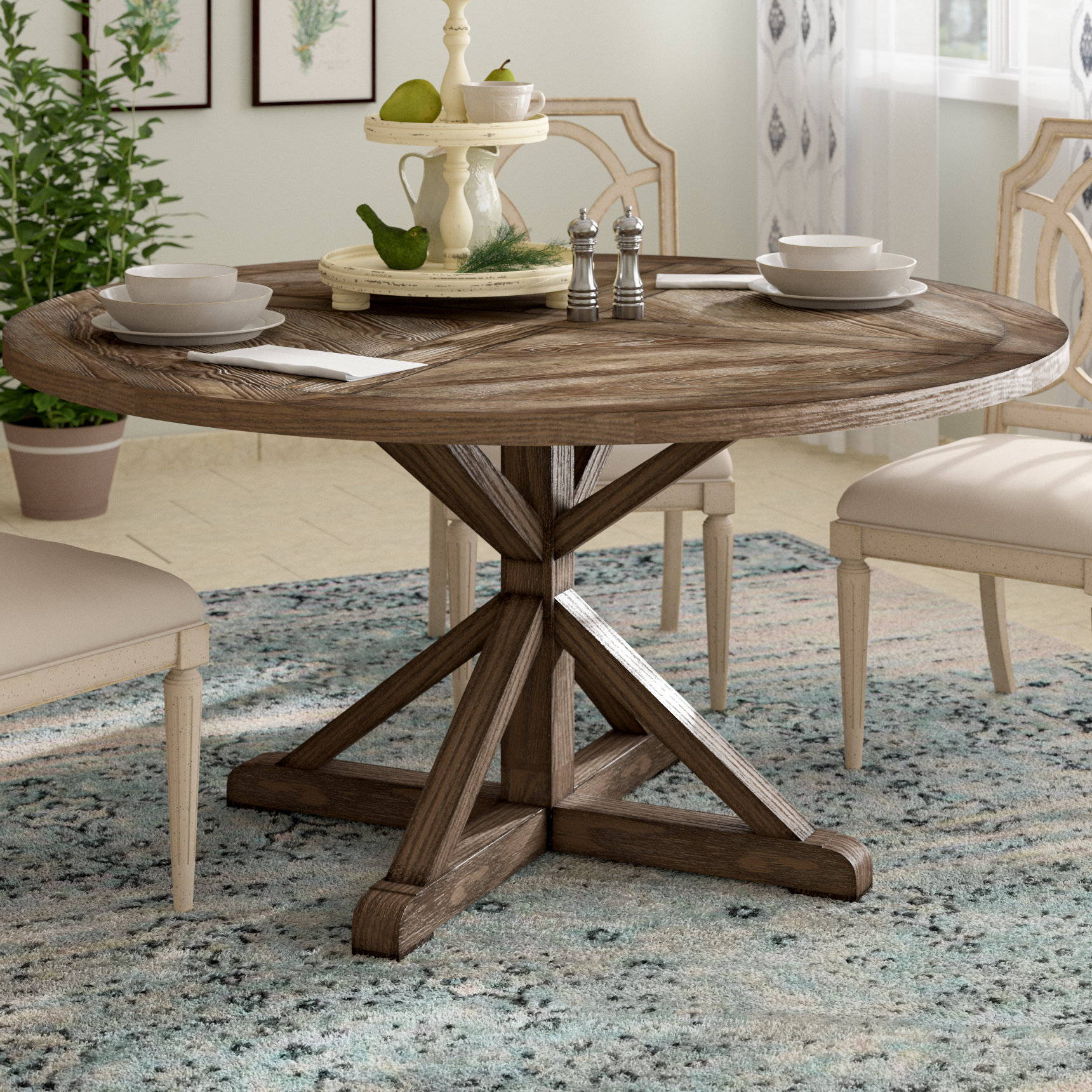 Wayfair Intended For Well Known Rossi 5 Piece Dining Sets (View 21 of 25)
