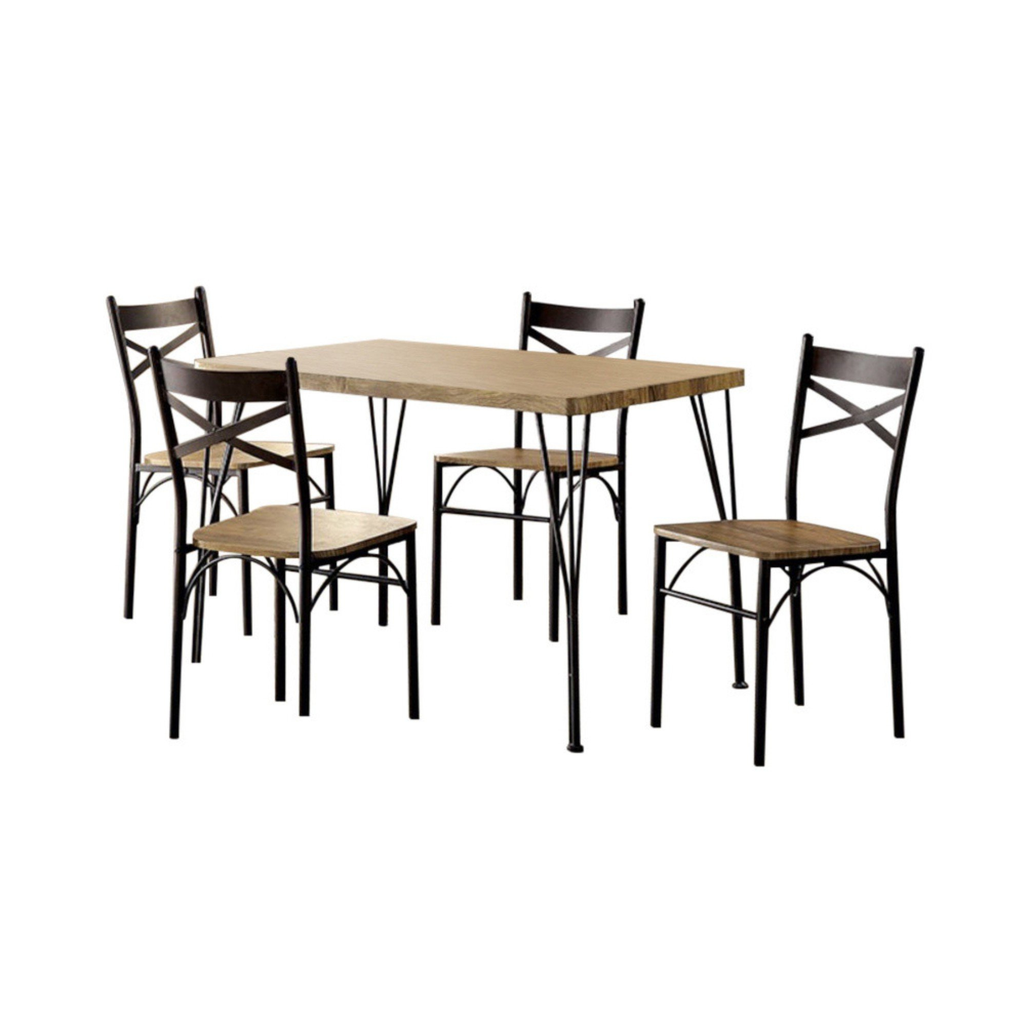 Wayfair Pertaining To Casiano 5 Piece Dining Sets (View 3 of 25)