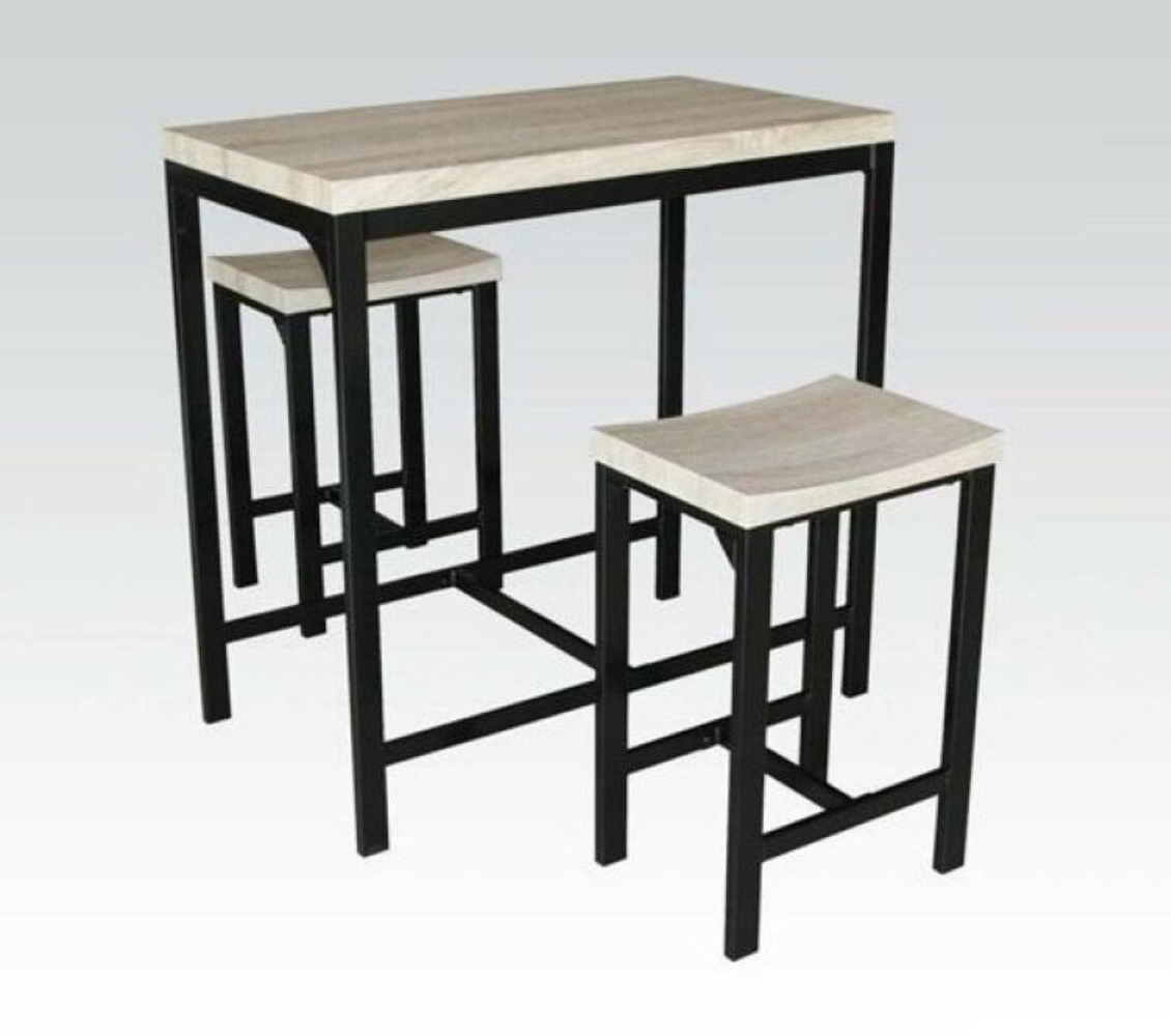 Wayfair Regarding Saintcroix 3 Piece Dining Sets (View 20 of 25)