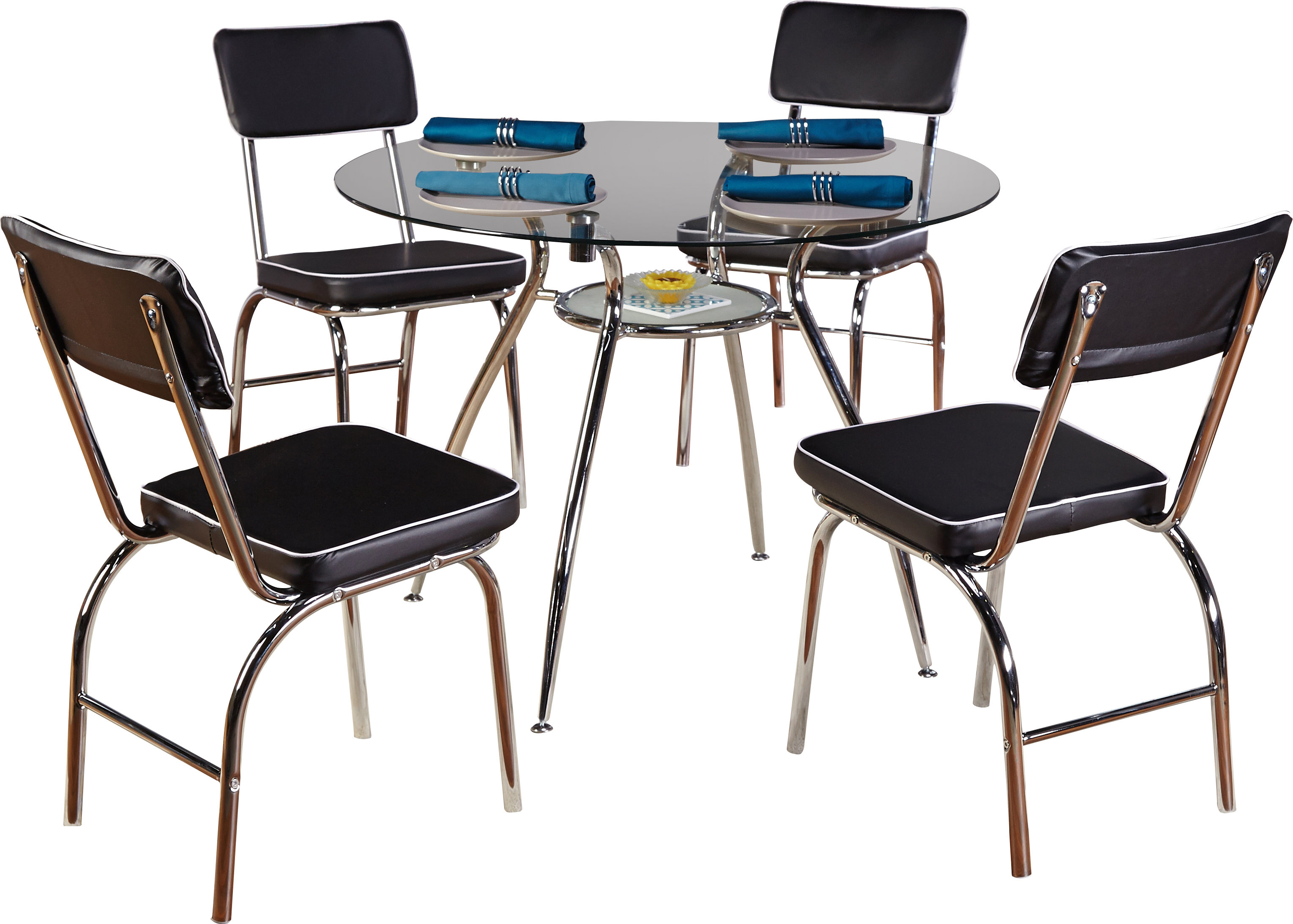 Wayfair With Regard To Favorite Mulvey 5 Piece Dining Sets (View 19 of 25)