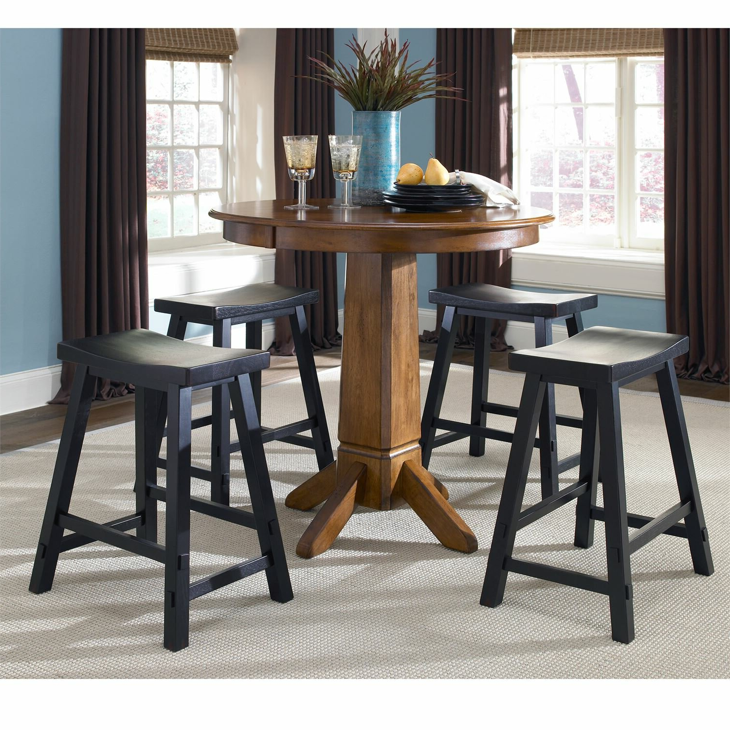 Wayfair Within Winsted 4 Piece Counter Height Dining Sets (View 24 of 25)