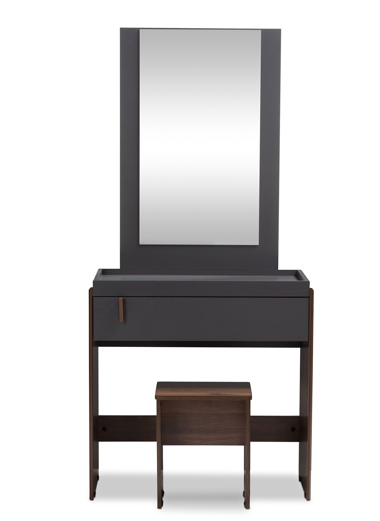 Well Known Askern 3 Piece Counter Height Dining Sets (Set Of 3) Regarding Askern Vanity Set With Mirror (View 21 of 25)