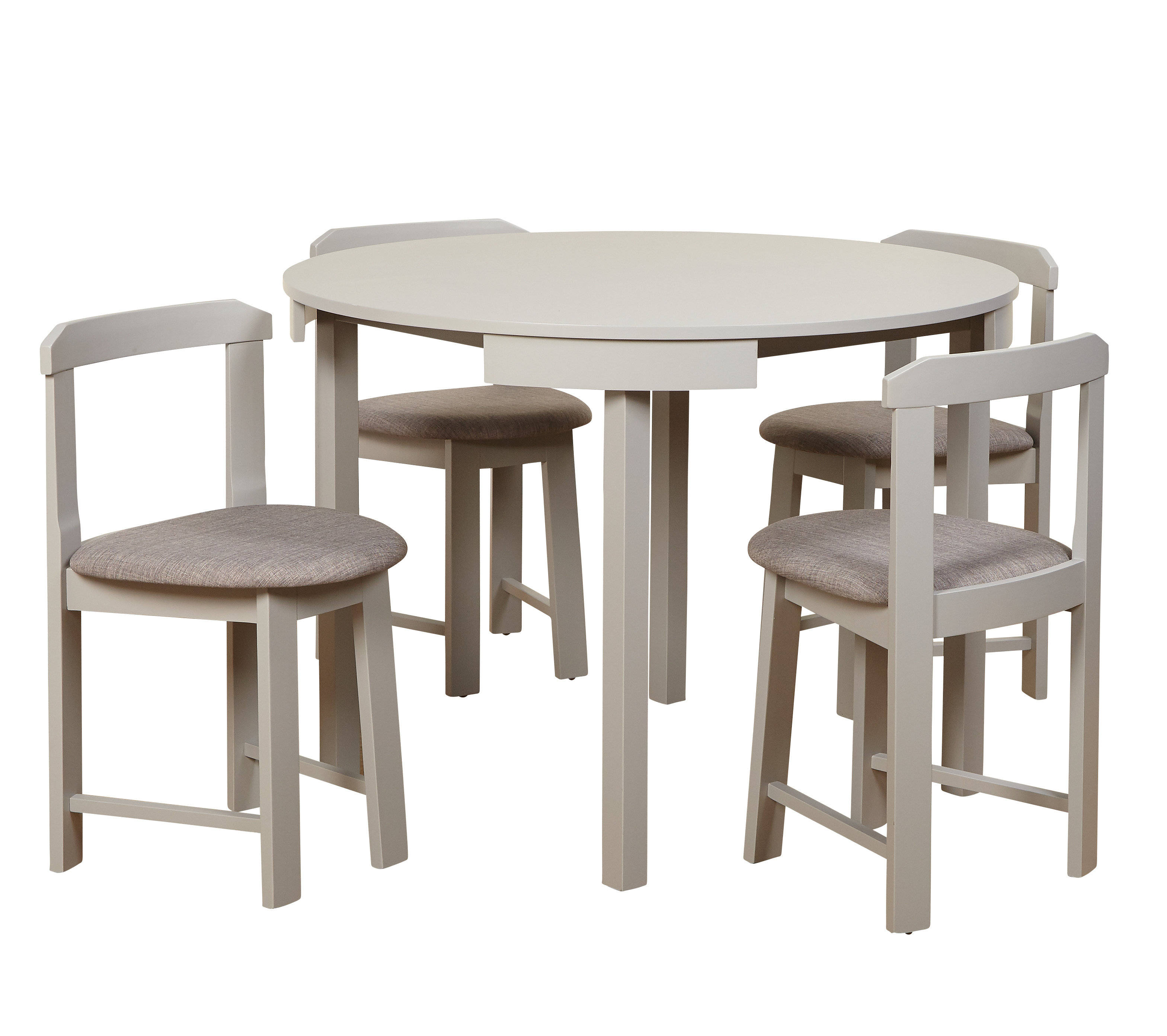 Well Known Bryson 5 Piece Dining Sets With Mabelle 5 Piece Dining Set & Reviews (View 8 of 25)