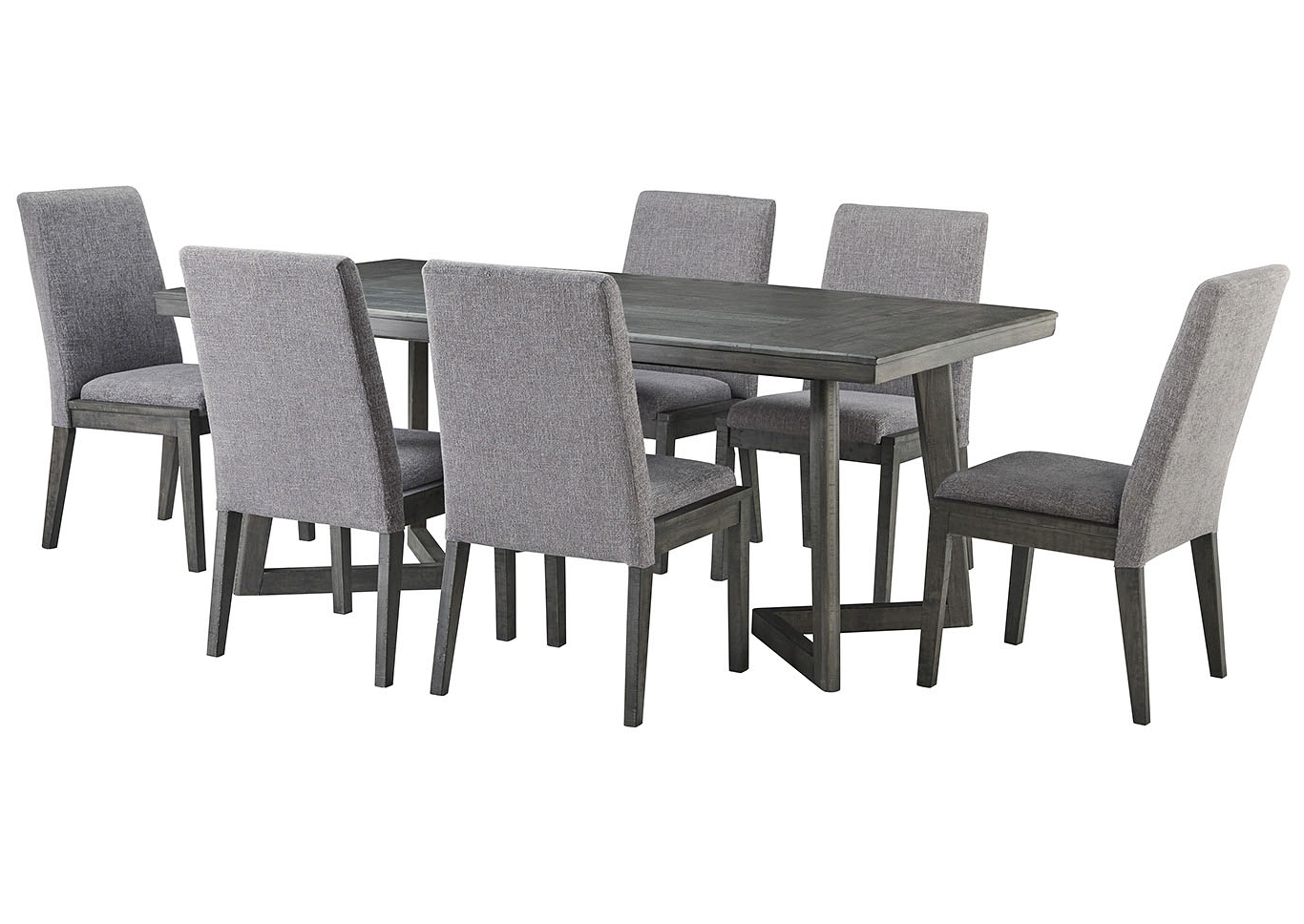 Well Known Dream Decor – Furniture – Springfield – Ma Besteneer Dark Gray Pertaining To Springfield 3 Piece Dining Sets (View 24 of 25)